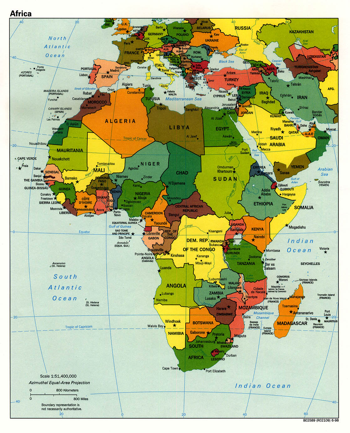 Africa Maps PerryCastañeda Map Collection UT Library Online - Lesotho maps with countries