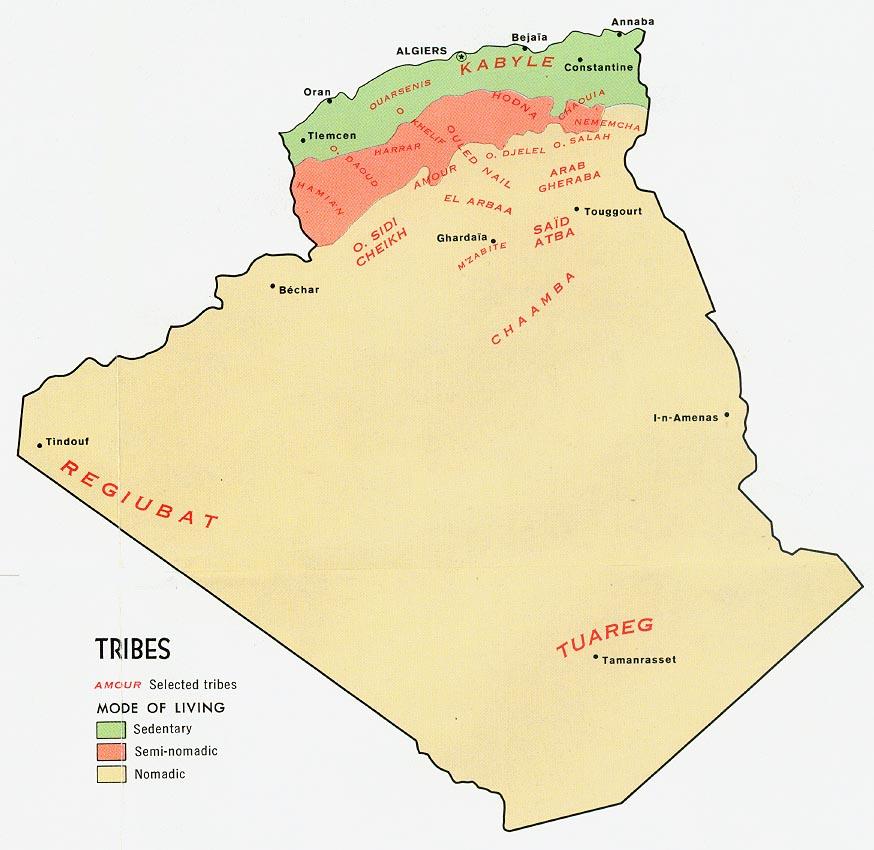 Berber, Kabyle in Algeria | Joshua Project