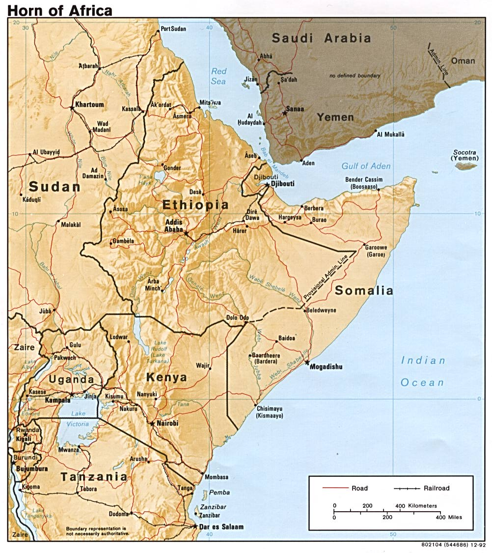Africa Maps PerryCastañeda Map Collection UT Library Online - Guinea bissau clickable map