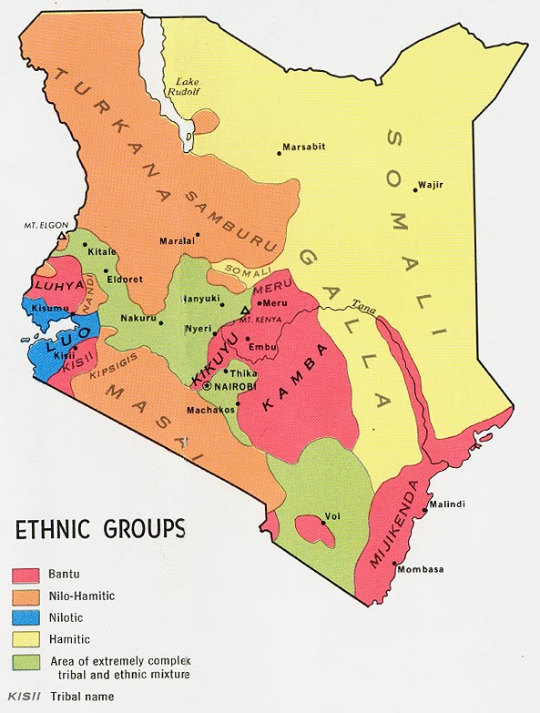 Kenya Ethnic Group 17