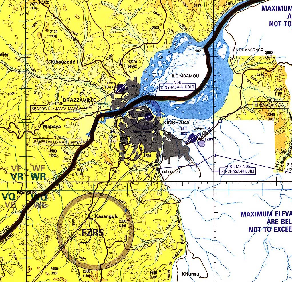 Congo Democratic Republic Maps PerryCastañeda Map Collection - Democratic republic congo map