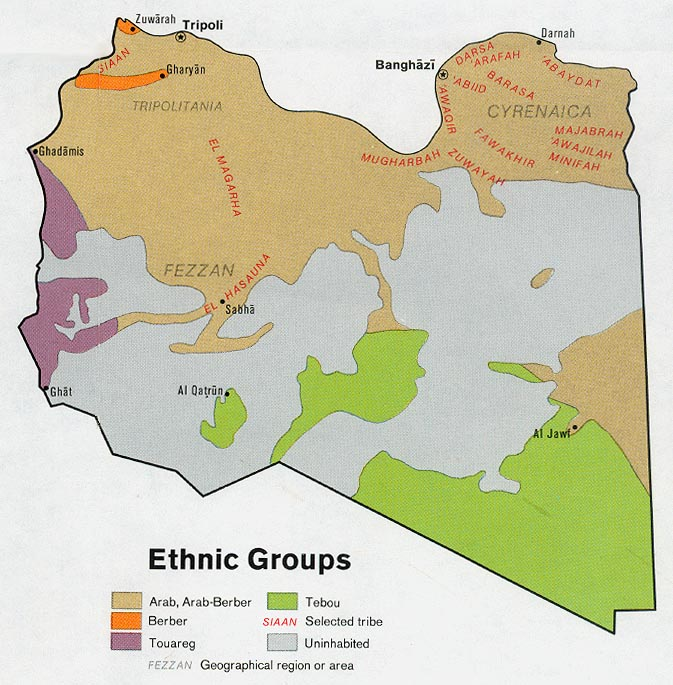 Libya joshua project for 1040 window countries