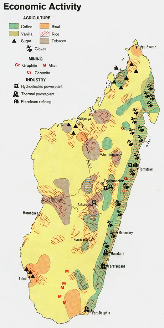 Madagascar Maps PerryCastaeda Map Collection UT Library Online