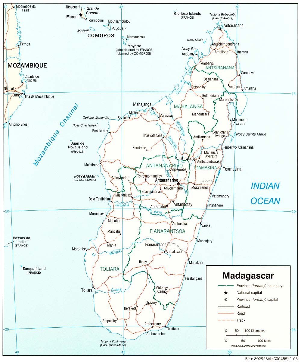 Madagascar maps perry castaeda map collection ut library online madagascar maps publicscrutiny Choice Image