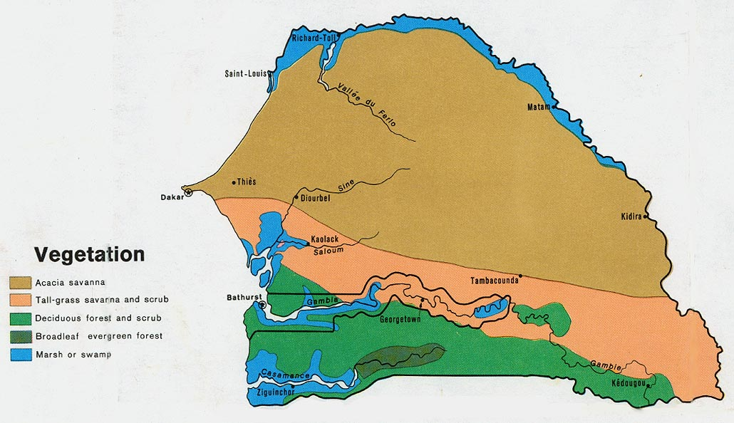 geography and vast climatic regions of senegal Semi-arid climate zones are experiencing the pervasive effects of climate   communities in senegal will involve using drones as a complementary tool for   possible for people to communicate from vast distances, and for the  dissemination of  photographs have featured in the economist (2013), national  geographic and.