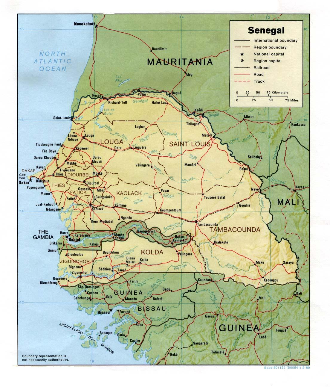Senegal Africa 26