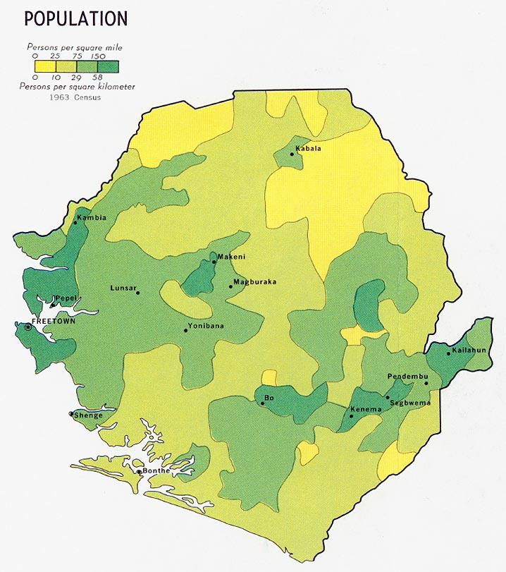Sierra Leone Maps - Perry-Castañeda Map Collection - UT ... on west africa, africa map, burkina faso, burkina faso map, botswana map, guinea map, kenya map, ghana map, mozambique map, world map, ivory coast map, western sahara map, slovakia map, congo map, guatemala map, liberia map, somalia map, solomon islands map, tripoli map, zimbabwe map, sierra leone civil war, uae map, korea map,