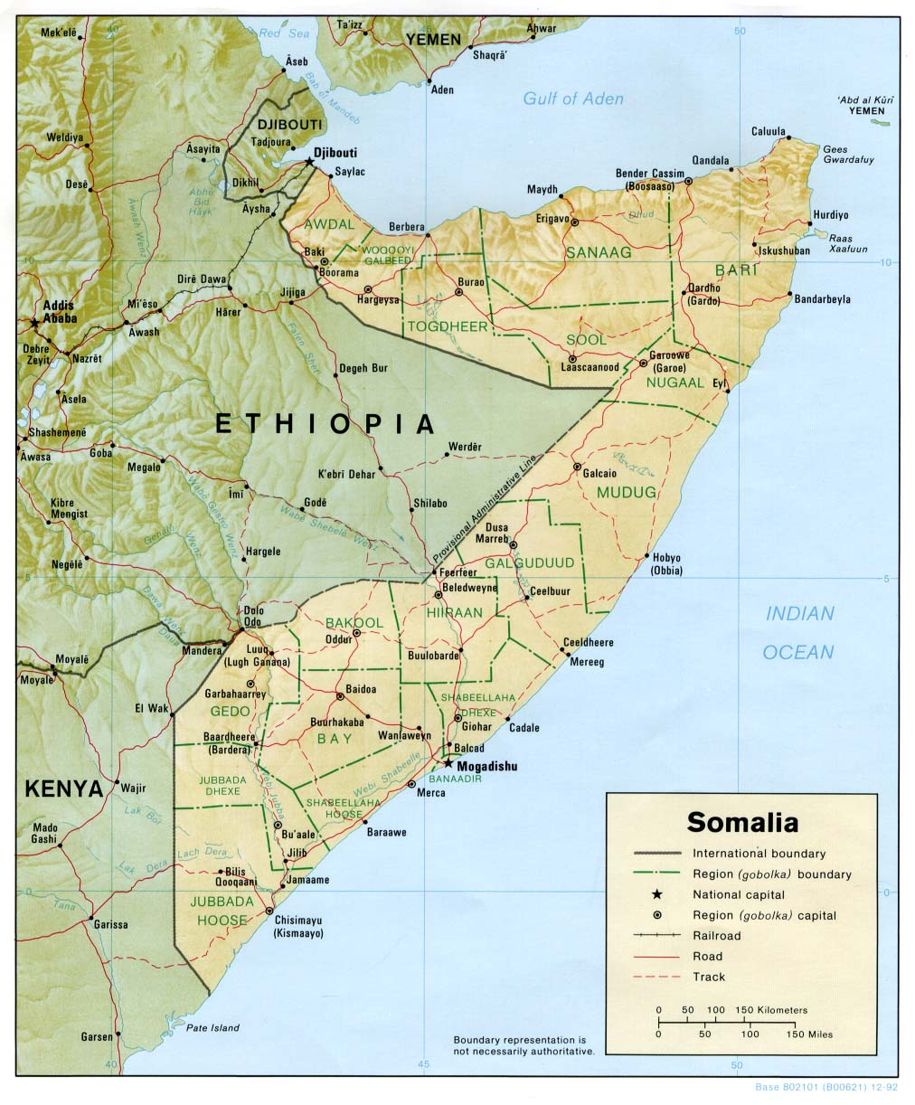 somalia maps. somalia maps  perrycastañeda map collection  ut library online