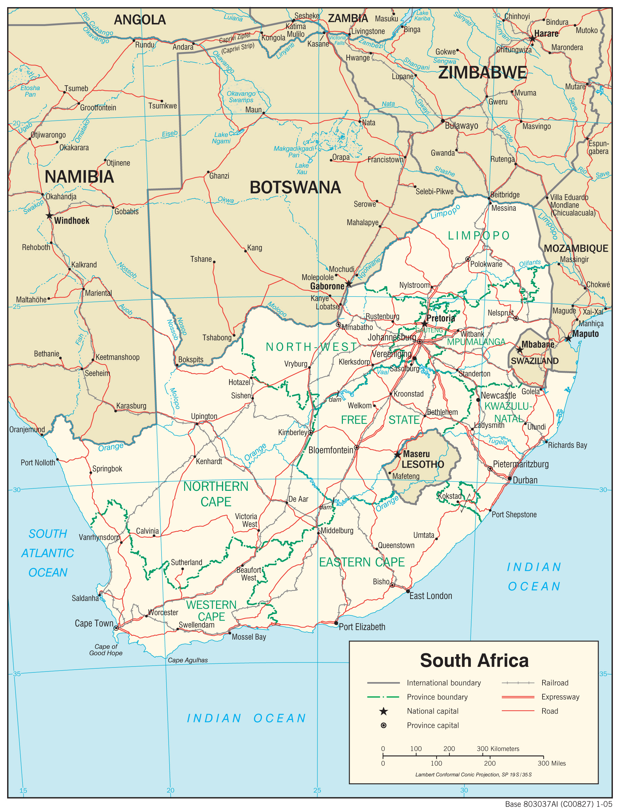 South Africa Maps PerryCastaeda Map Collection UT Library Online