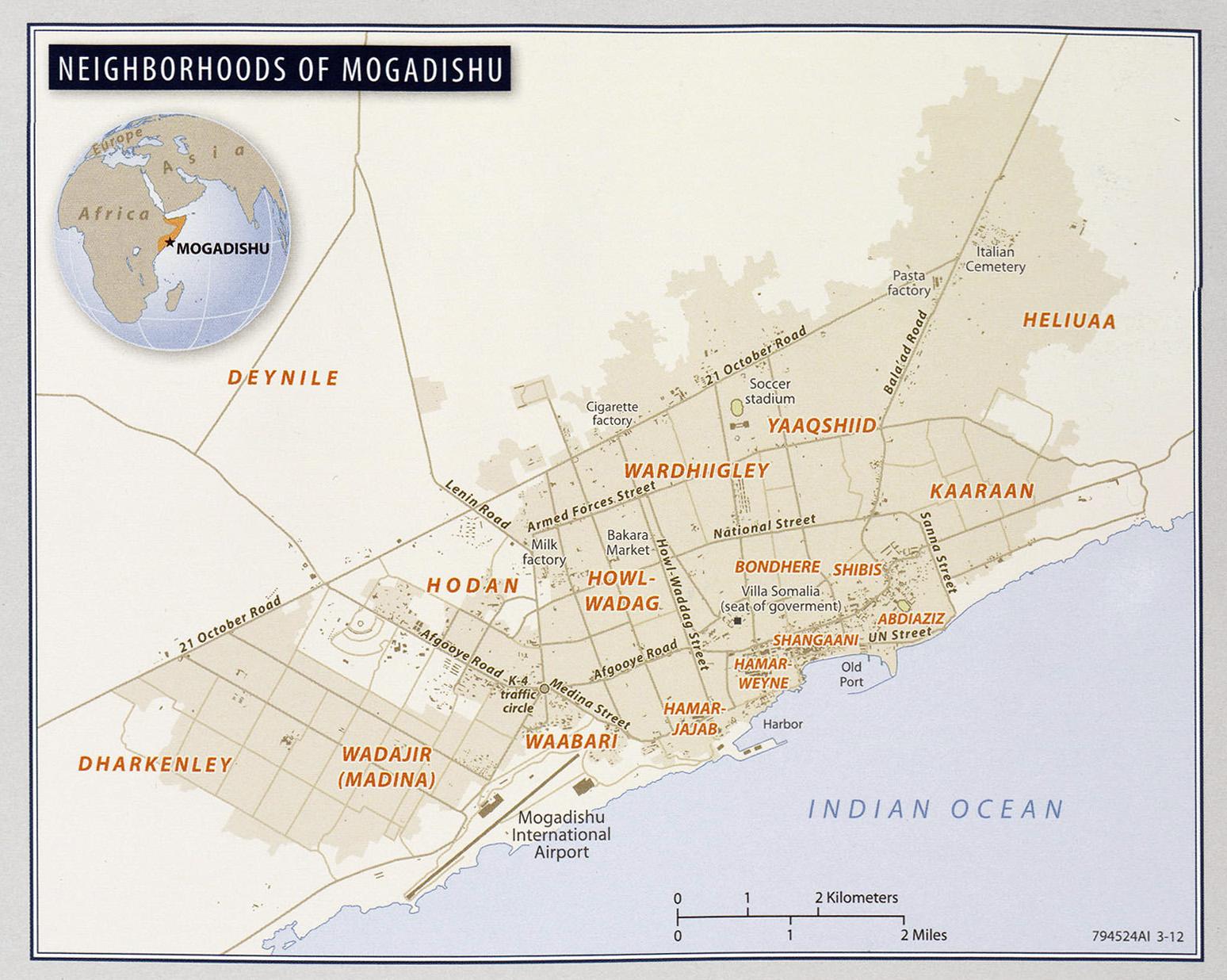 Mogadishu Africa Map.Somalia Africa Map Jackenjuul