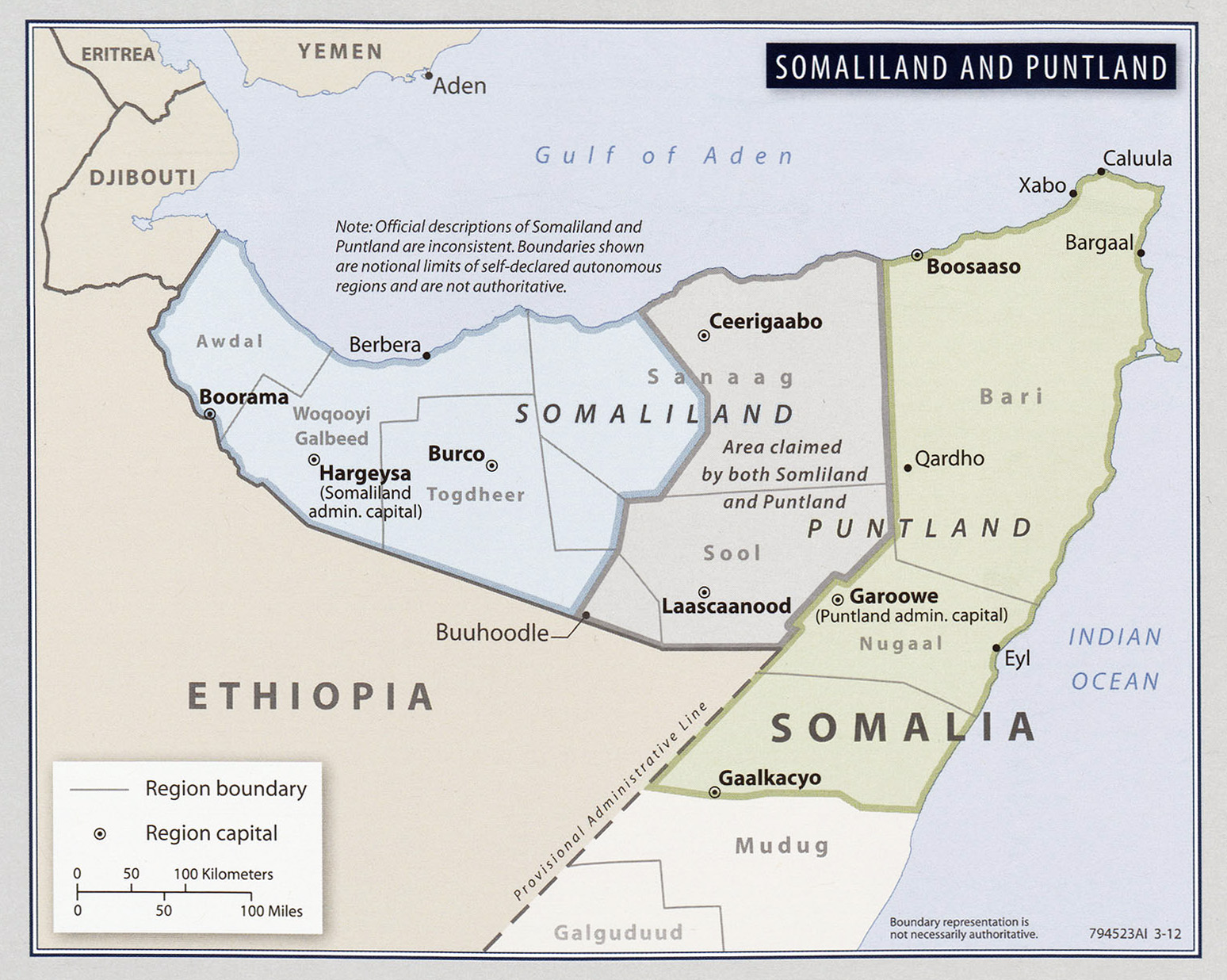 EASO Country of Origin Information Report Somalia Security