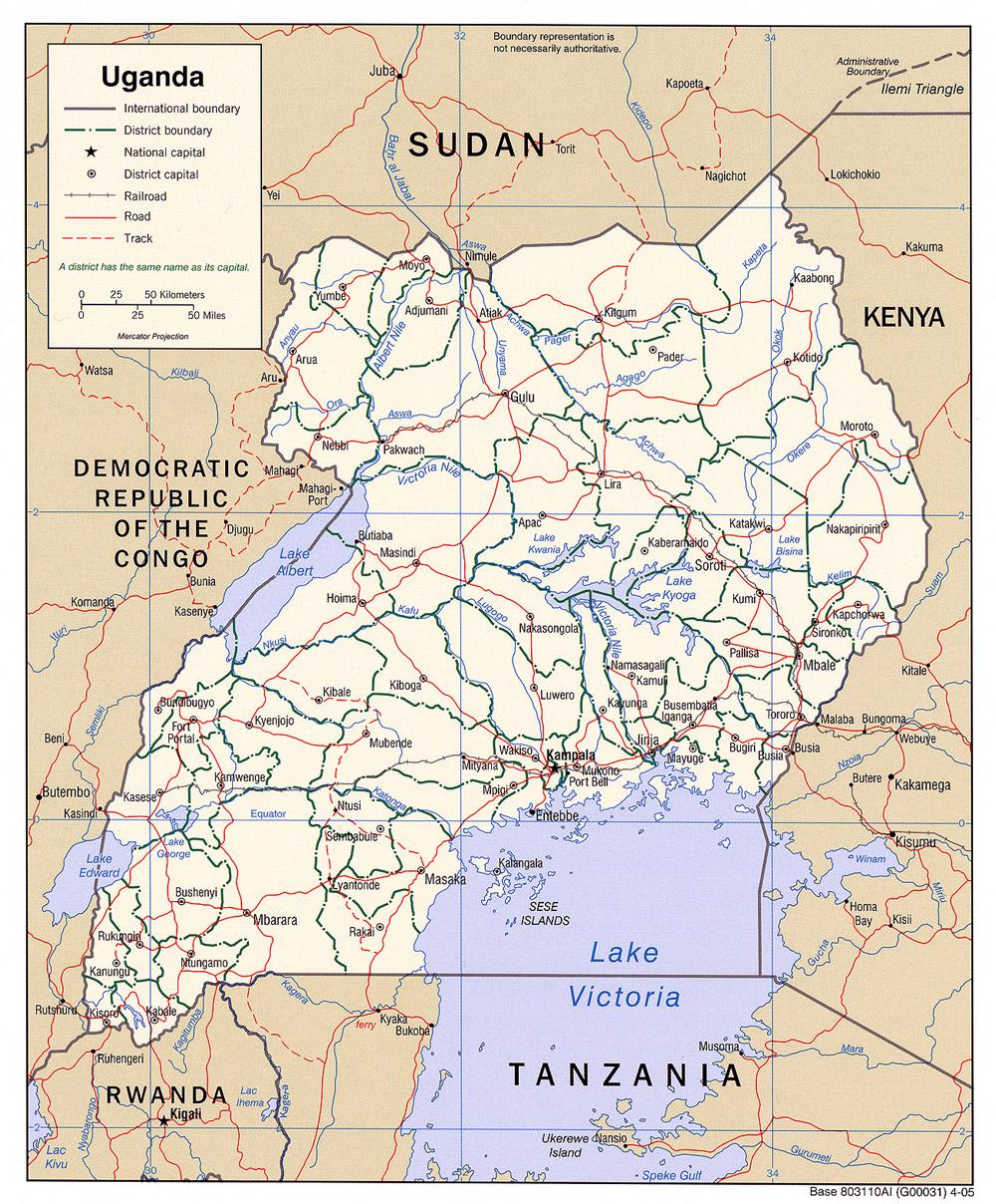 Uganda in Focus Gavins Africa Blog