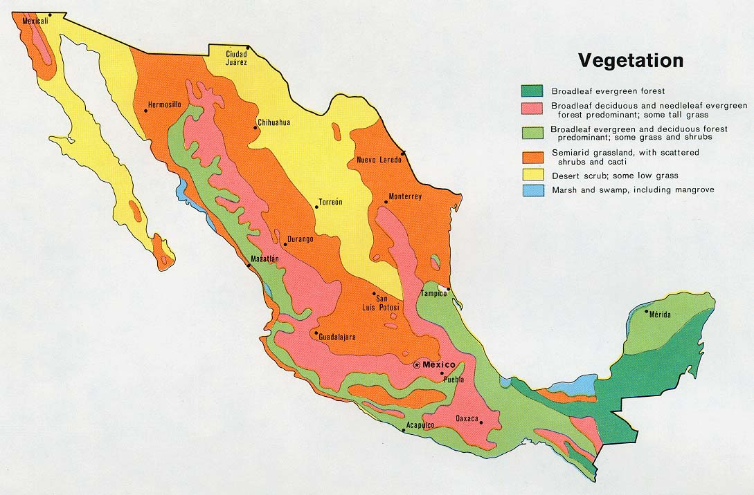 Where Is Mazatlan In Mexico Map.Mexico Maps Perry Castaneda Map Collection Ut Library Online