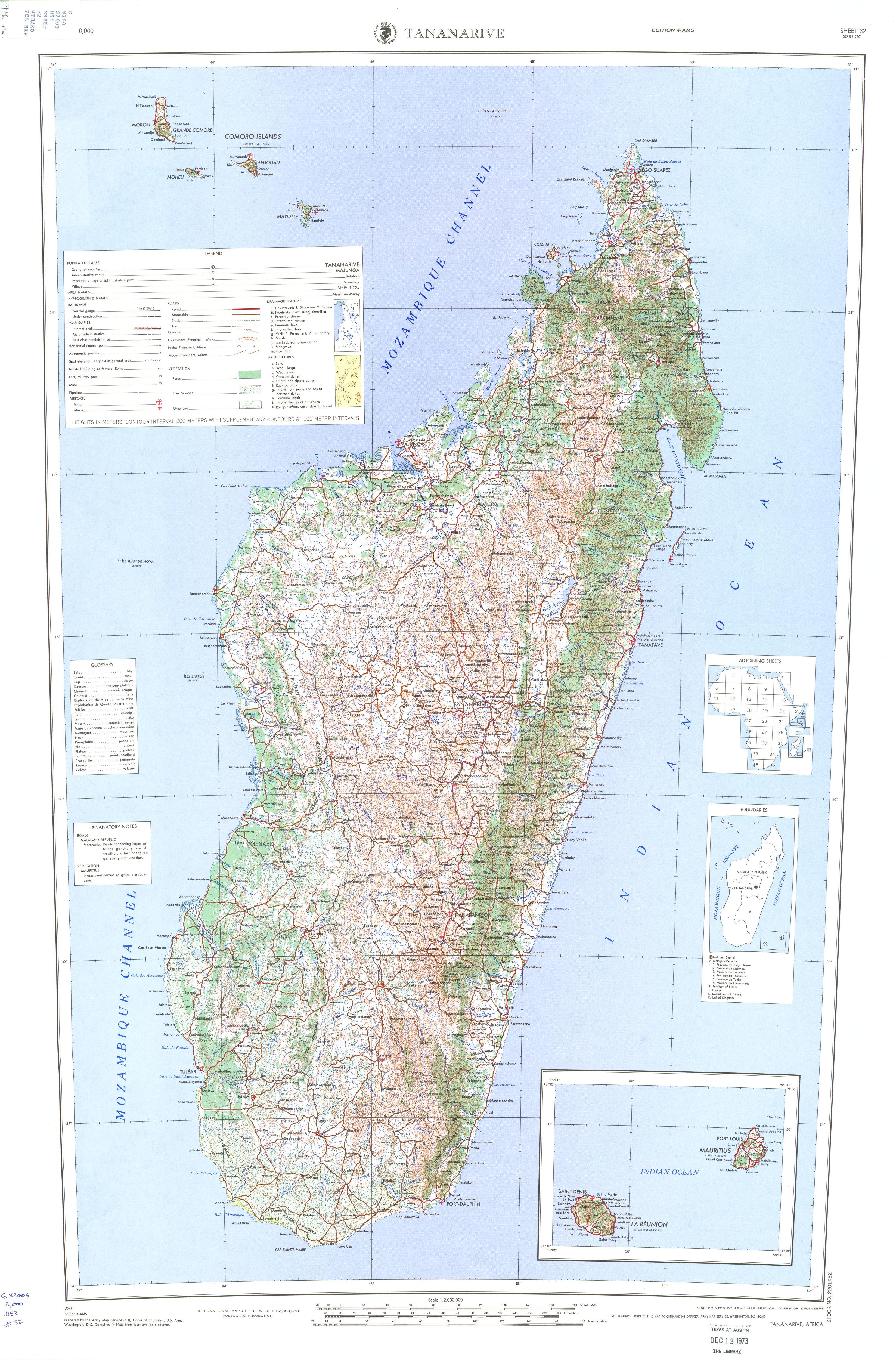 Carte Miniere De Madagascar Pdf.Madagascar Histoire Patrimoine Cartes Documents En