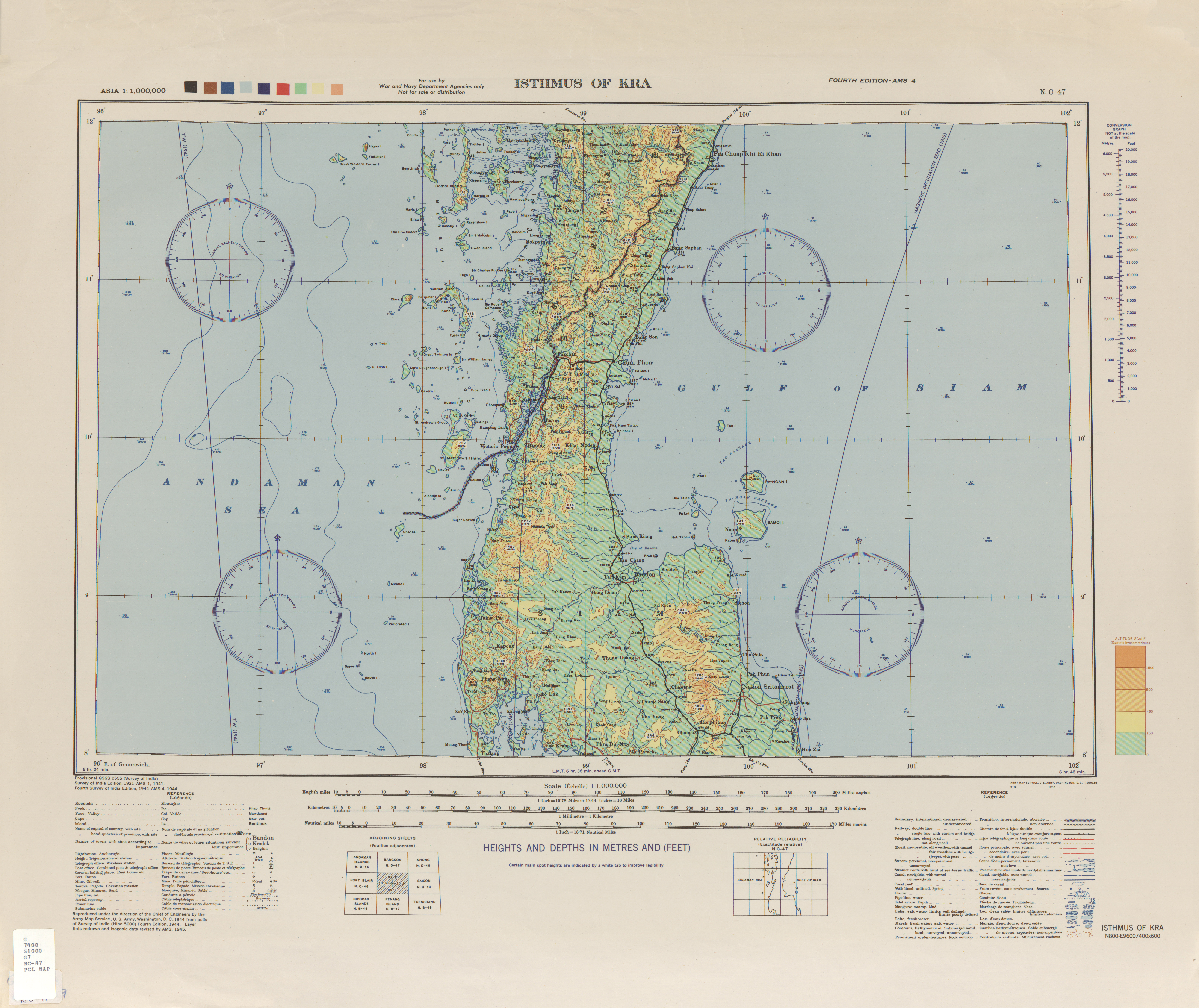 Asia AMS Topographic Maps - Perry-Castañeda Map Collection ... Isthmus Of Kra Map on isthmus of corinth map, isthmus of kra southeast asia, thai canal, phang nga province, surat thani, kra canal map, kra isthmus located on the map, kra buri river map, isthmus of burma, isthmus of kra 200 bce, plateau of mexico map, isthmus of panama map, isthmus of panama, malay peninsula, isthmus of thailand, isthmus of suez map, isthmus of tehuantepec on map, isthmus of corinth, isthmus panama on map, isthmus of darien map, isthmus of tehuantepec, krabi province, trang province, tapi river, thailand,