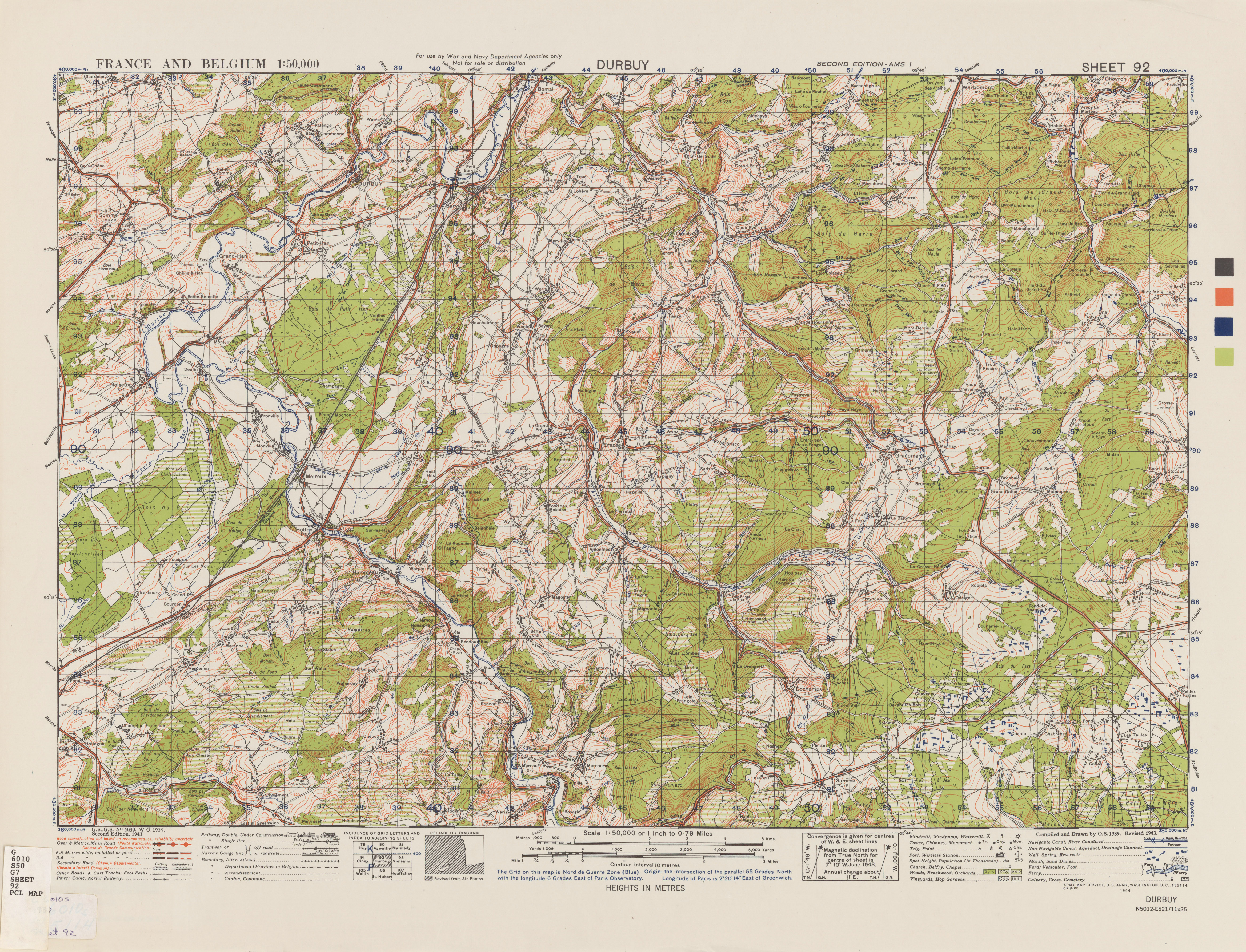 belgium ams topographic maps perry castaeda map collection ut library online