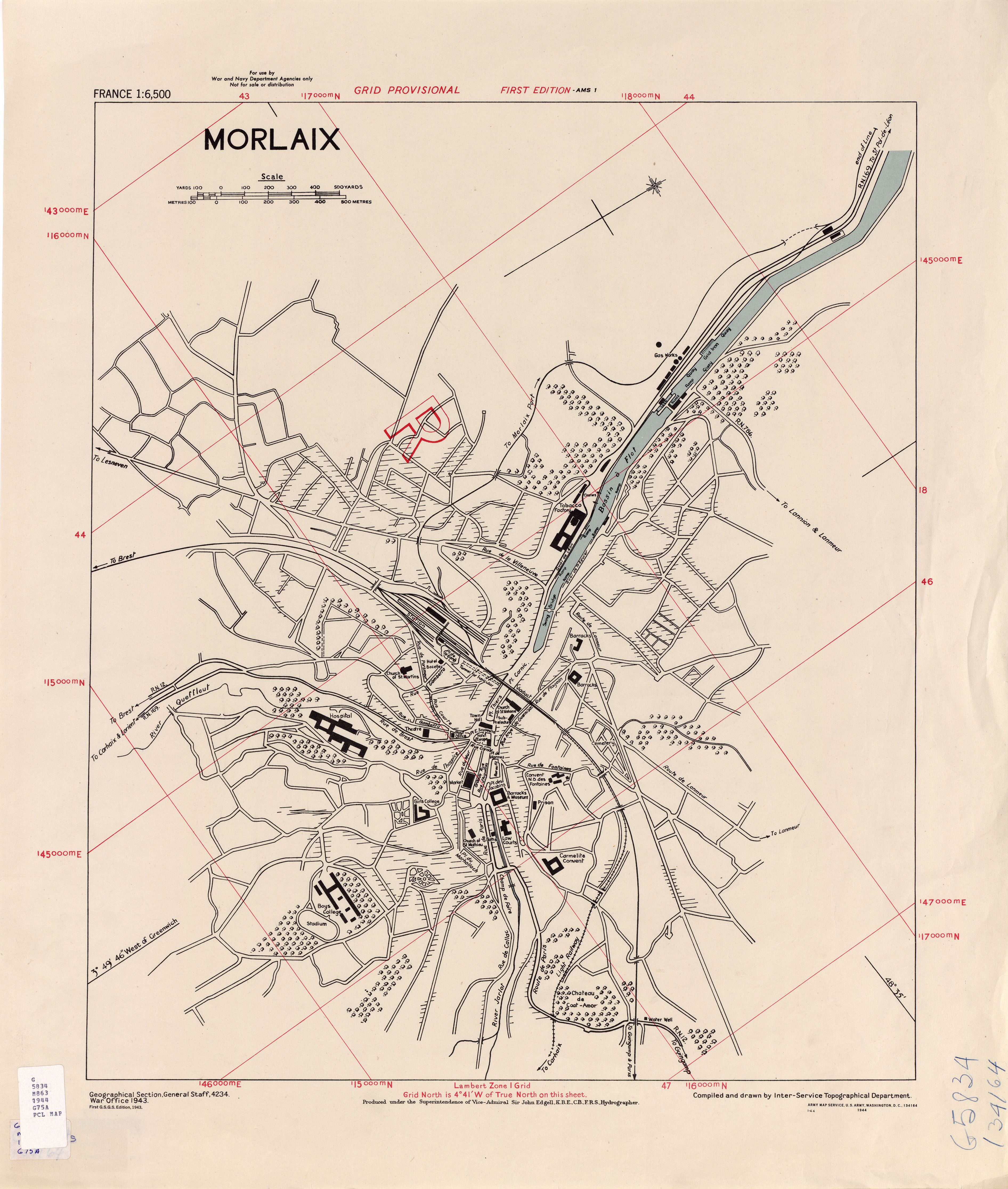 France City Plans AMS Topographic Maps PerryCastaeda Map