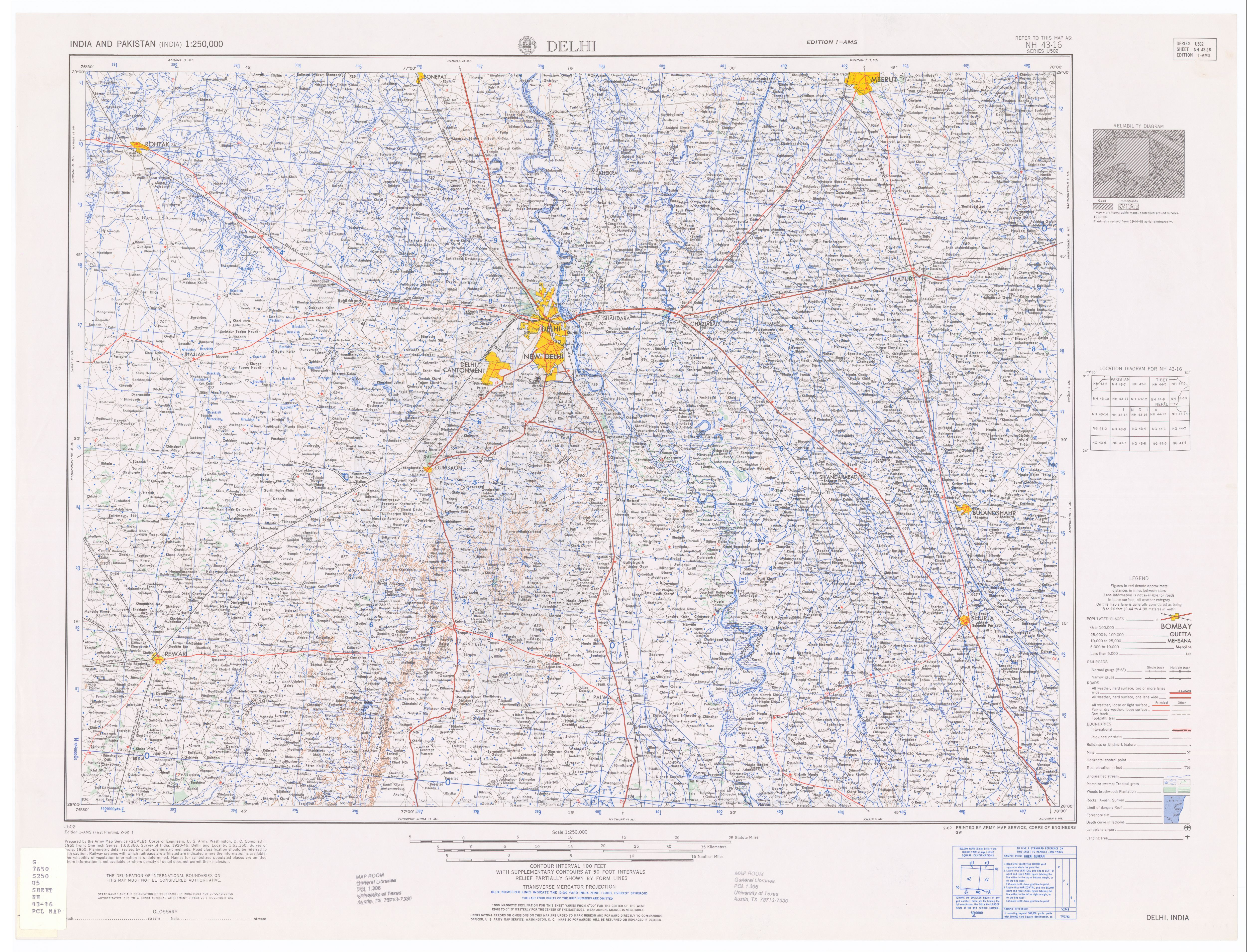 delhimaps Dehli India Map on