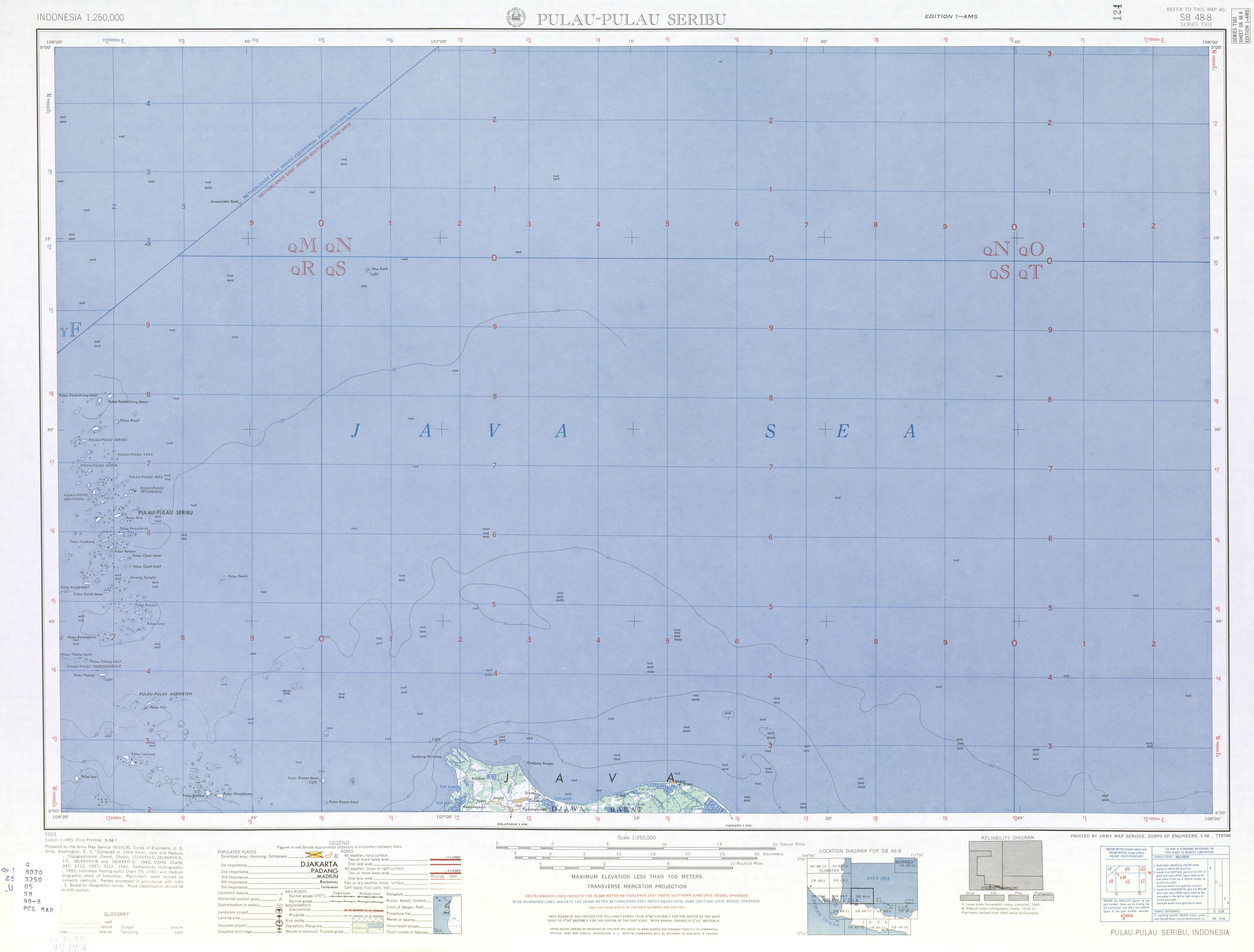 Pulau-Pulau Seribu