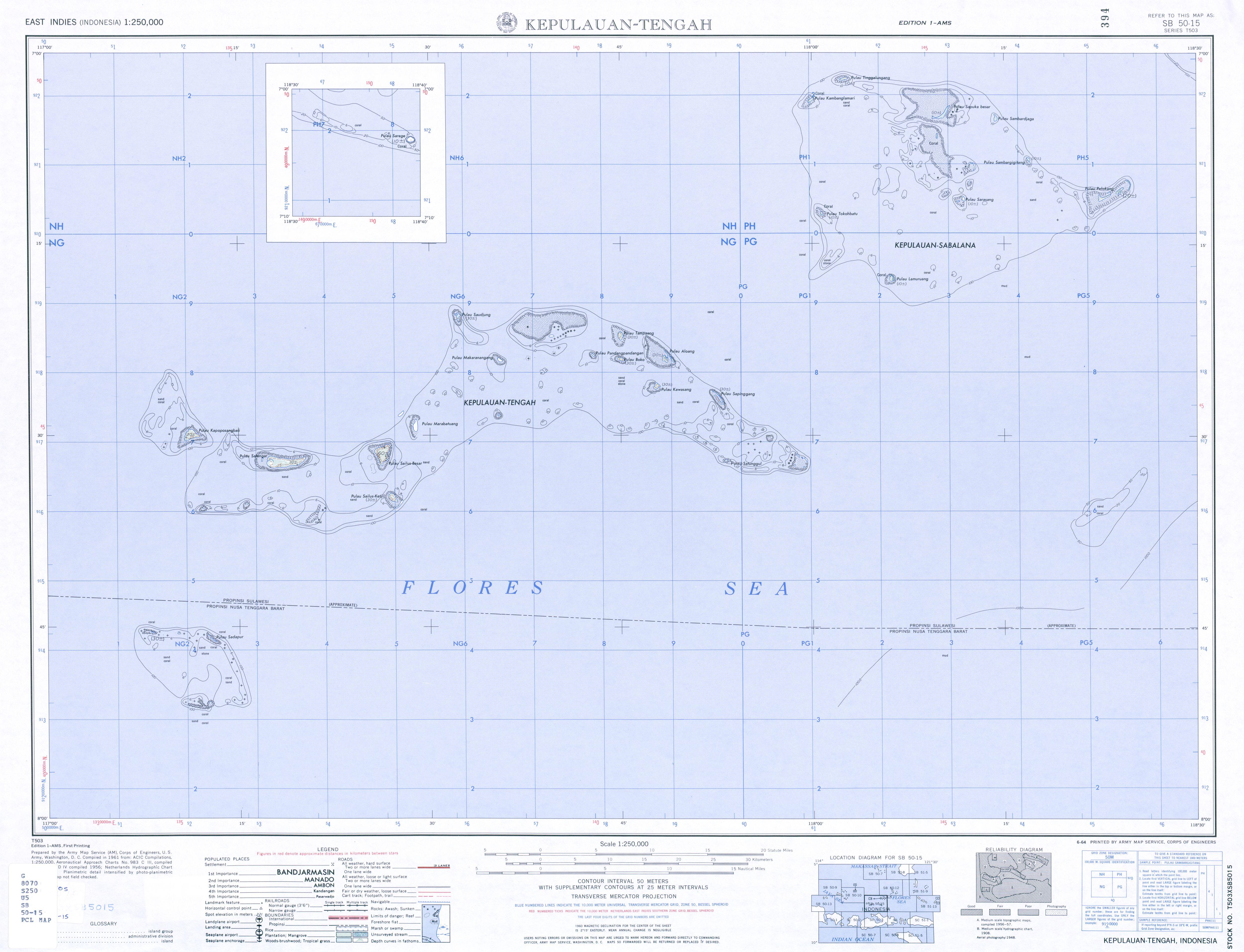 Kepulauan-Tengah