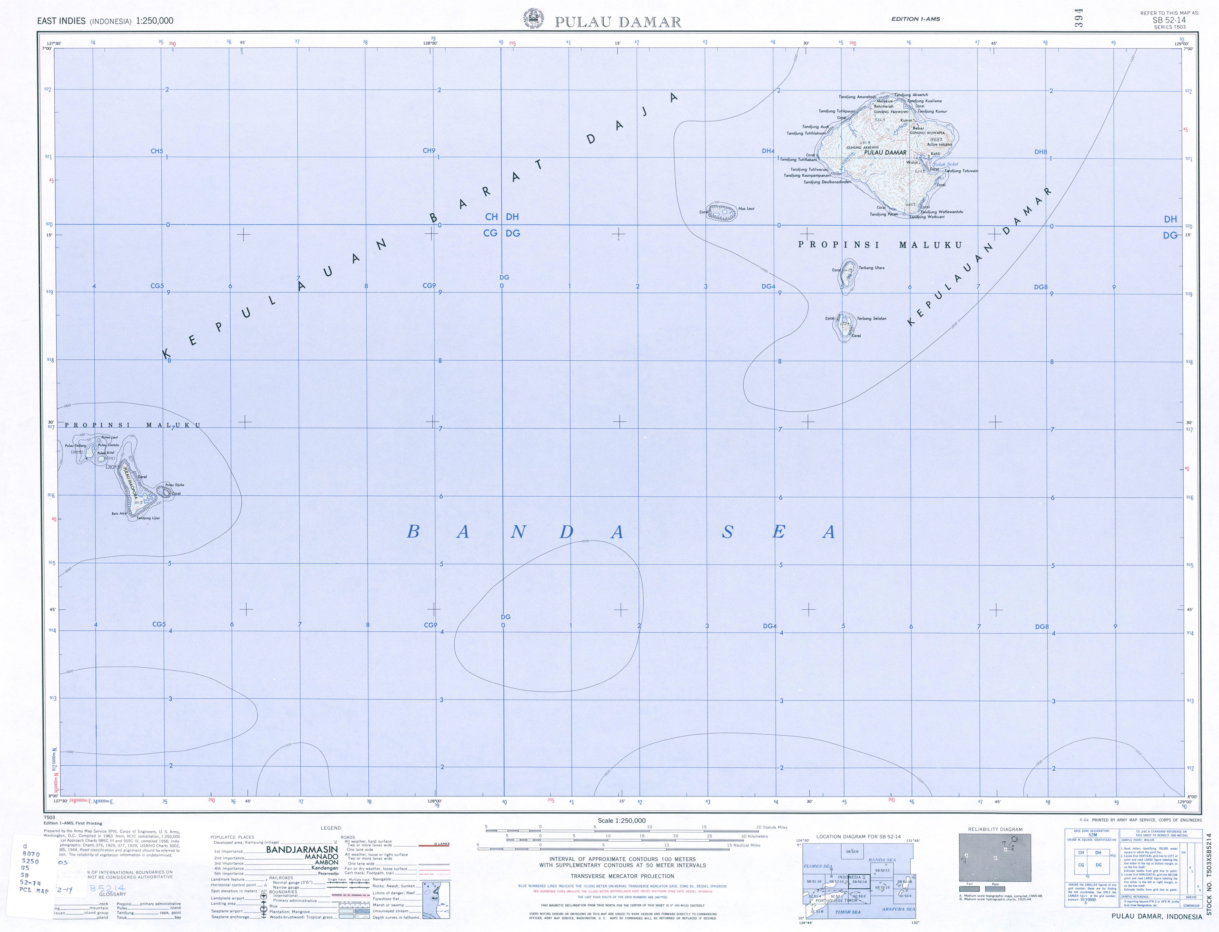 Pulau Damar