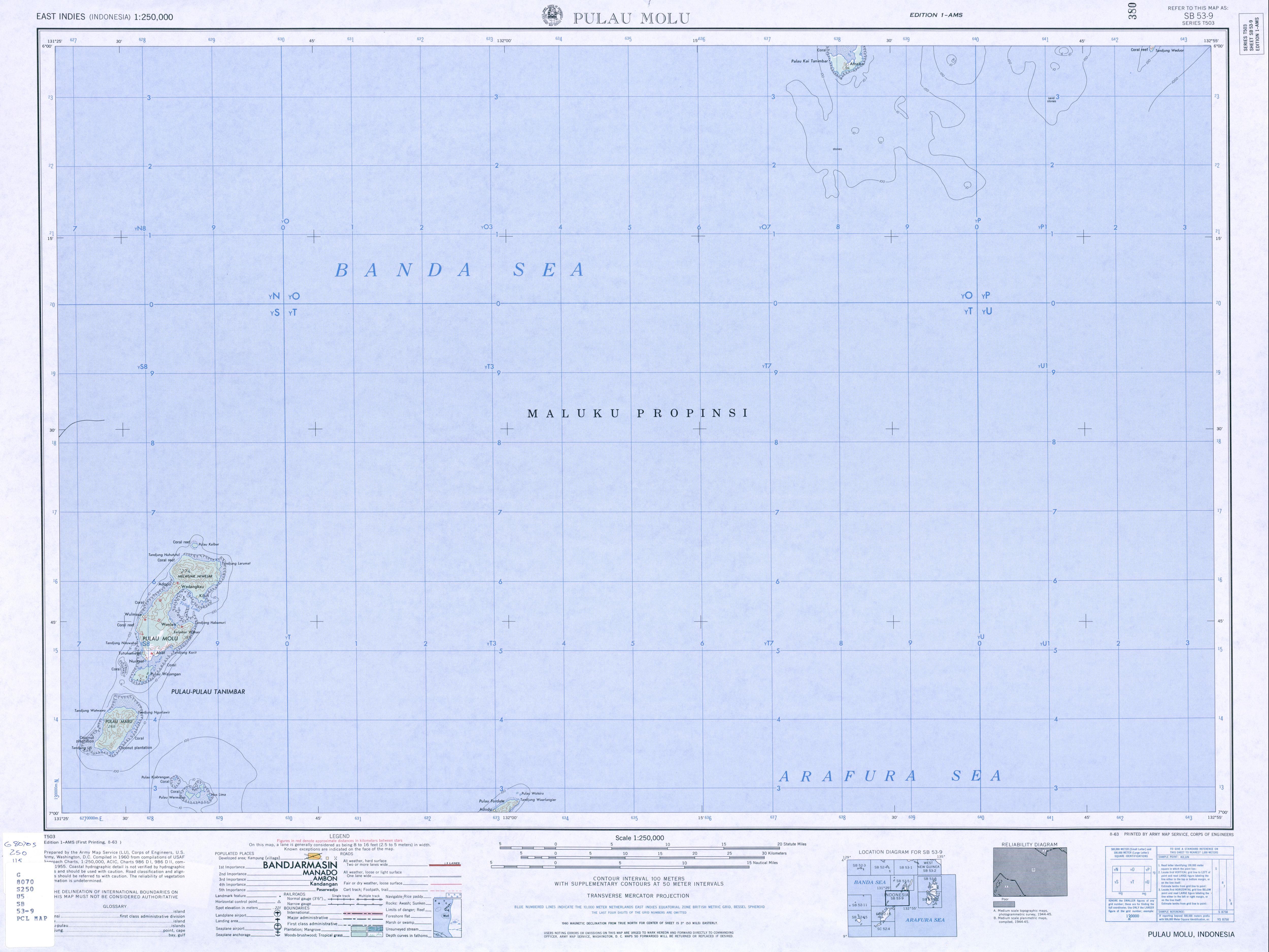 Pulau Molu