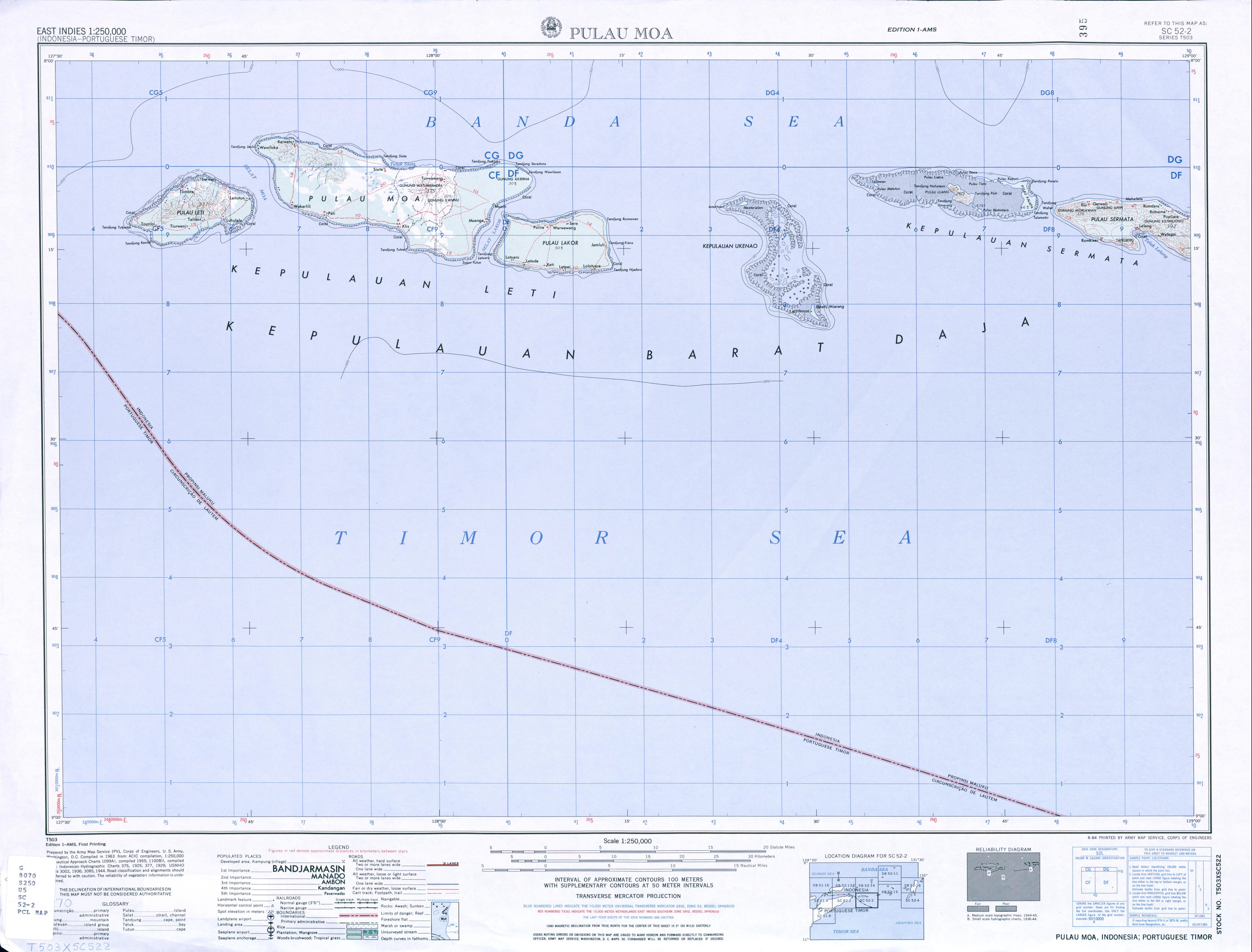Pulau Moa
