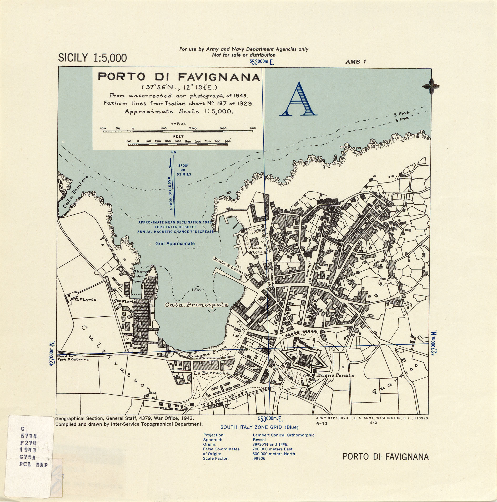 Italy City Plans AMS Topographic Maps PerryCastañeda Map - 1808 map of the us