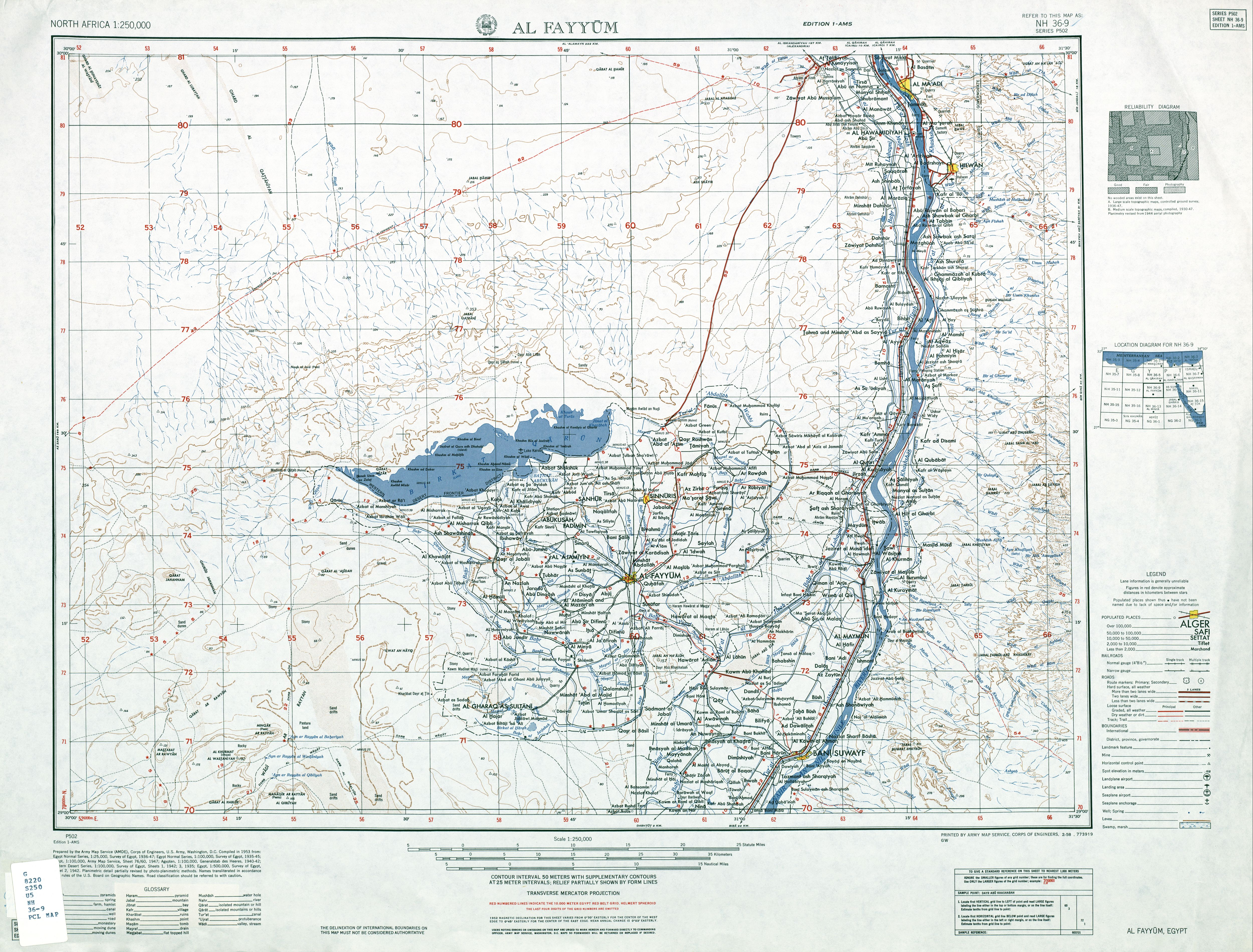 Digital Map Of Egypt Topographic Map Of Egypt - Map of egypt oasis