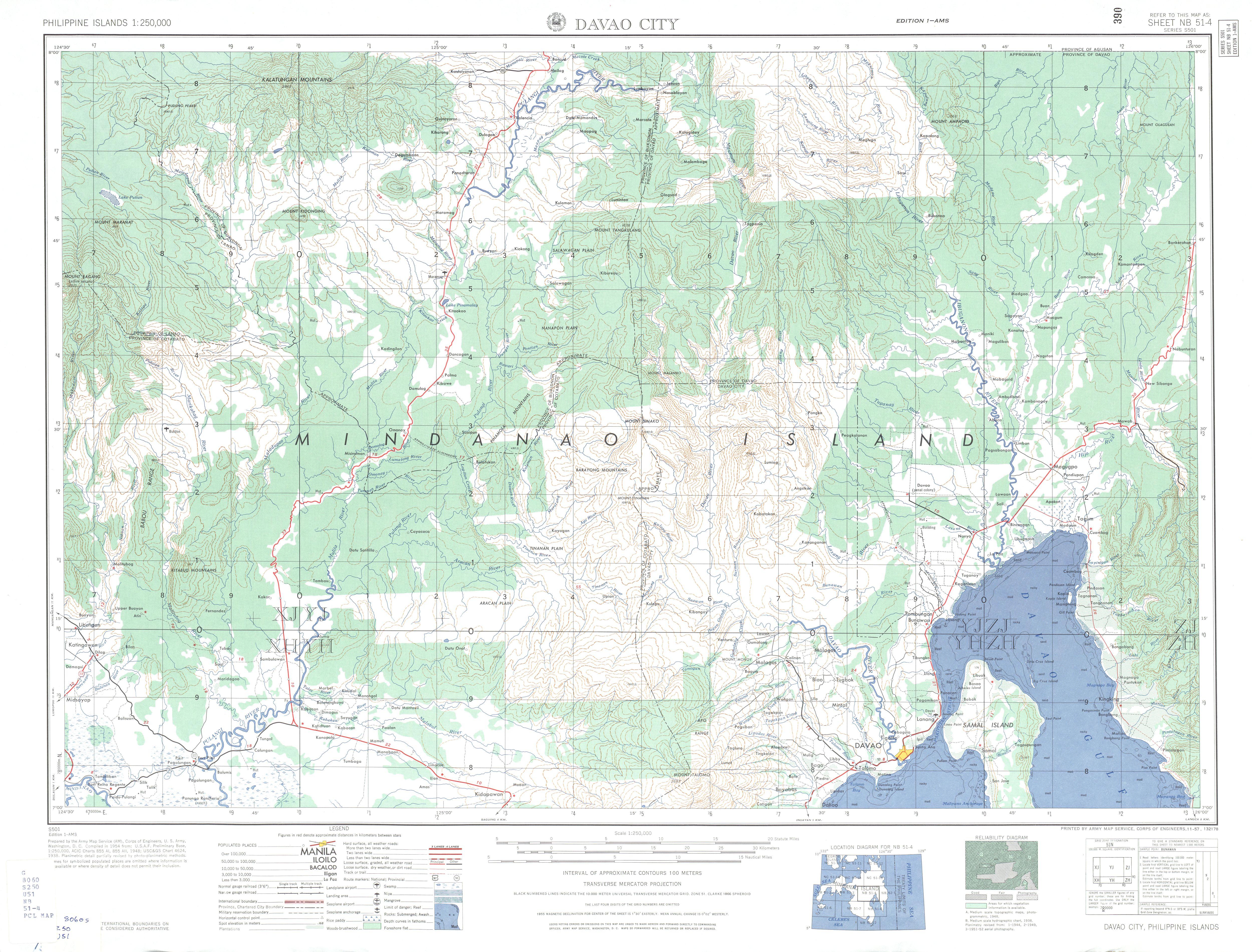 US Army Maps V - Us topographic map kmz