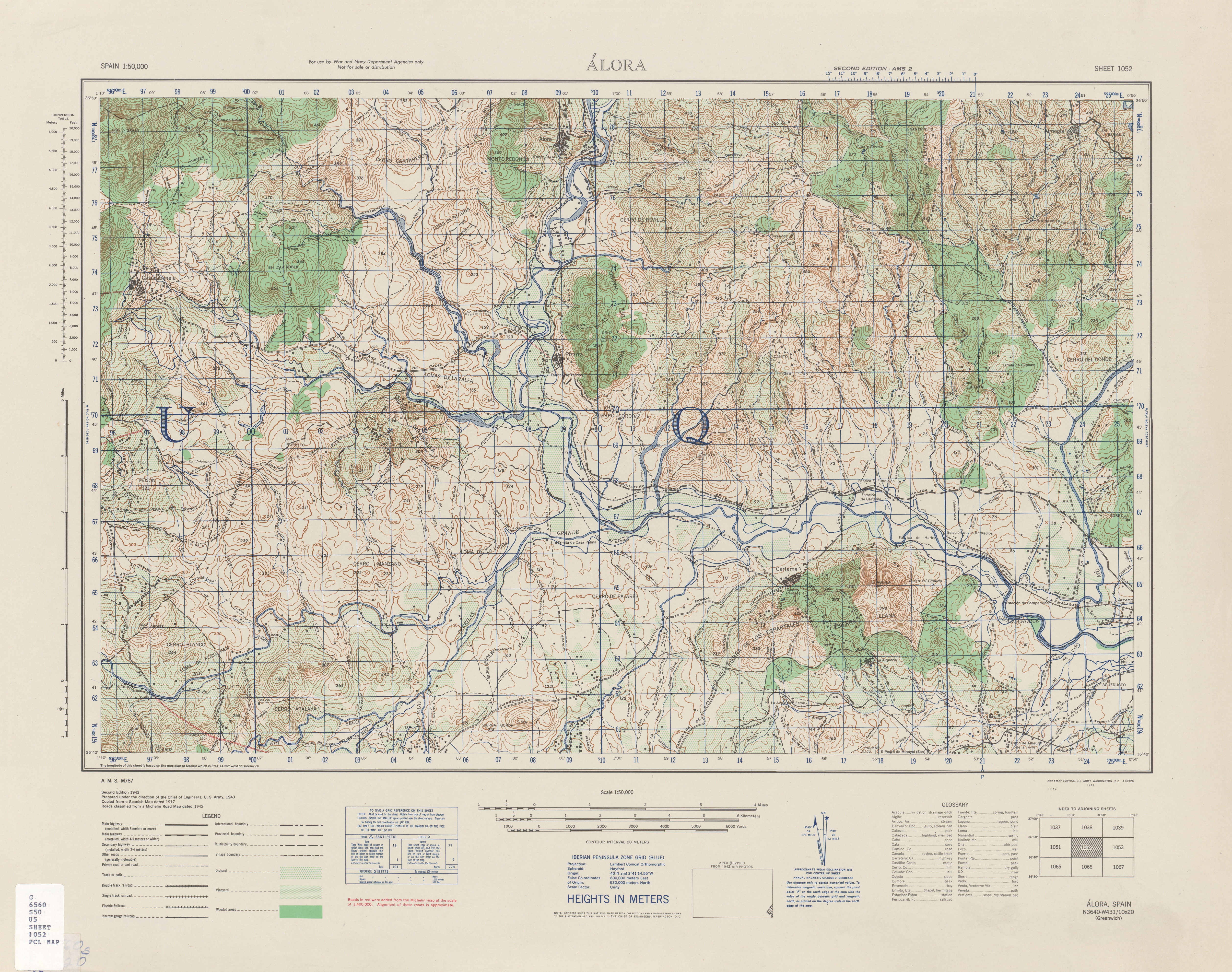 Alcanar Spain Map.Spain Ams Topographic Maps Perry Castaneda Map Collection Ut