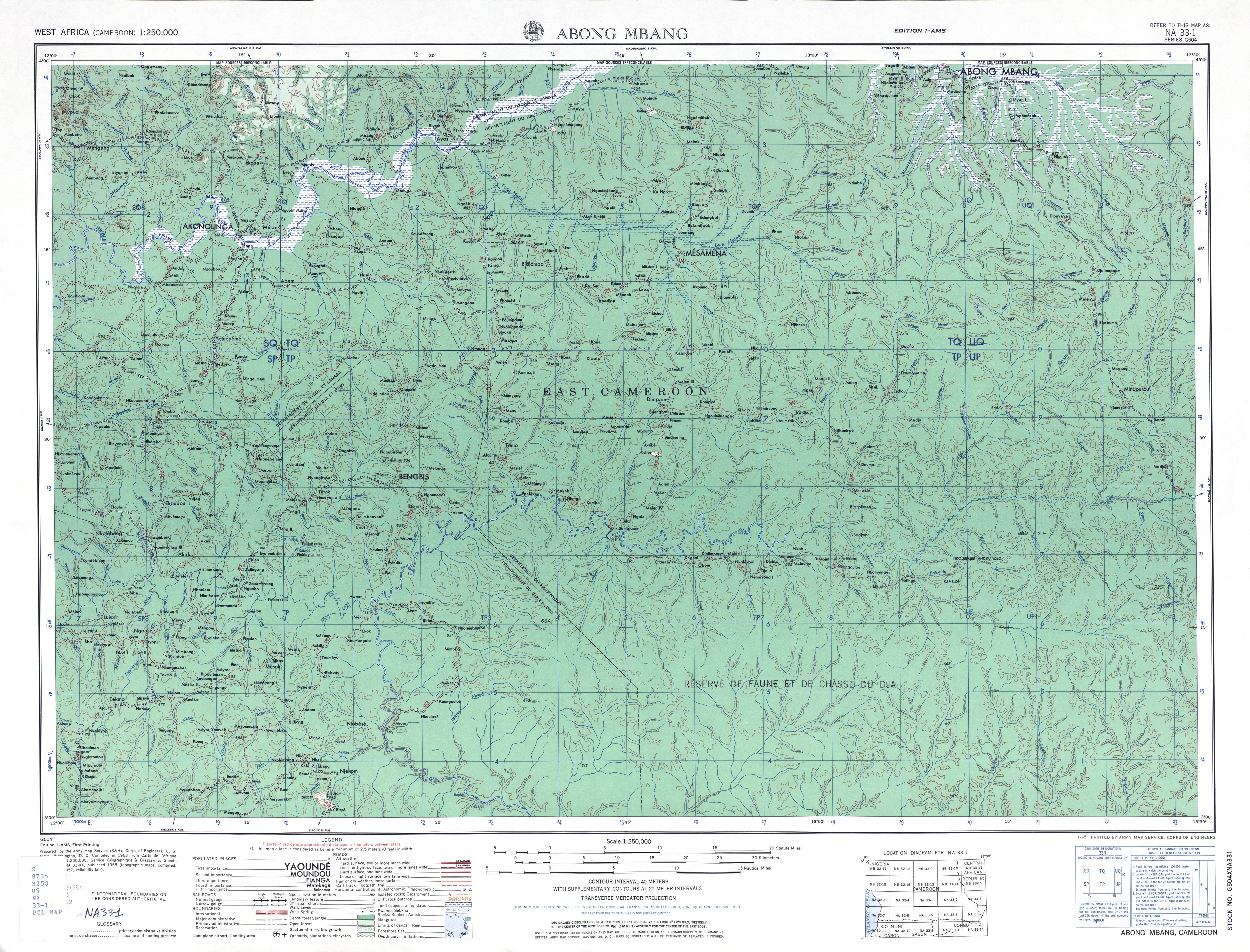 USArmymapsv - Us army maps kmz