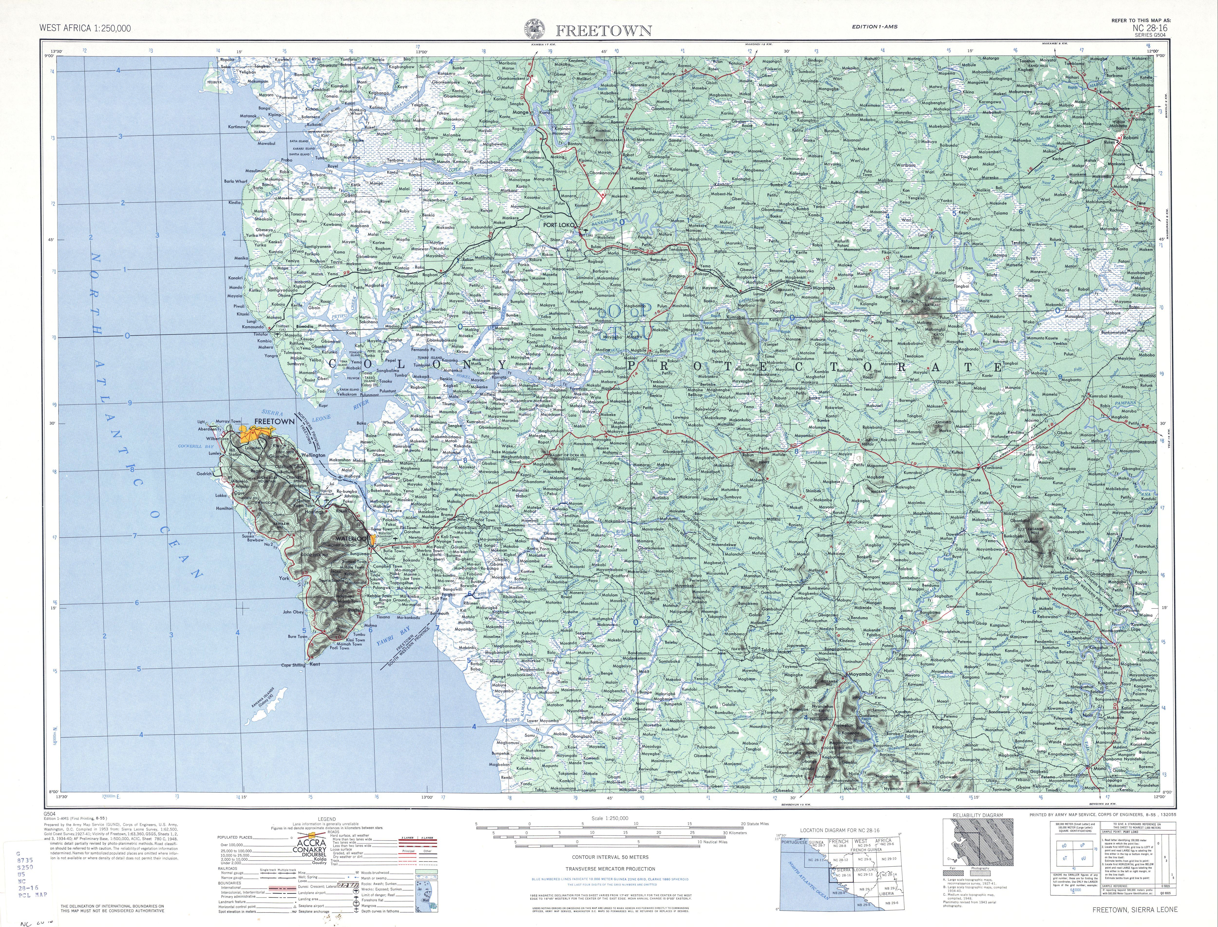 US Army Maps V - Us army maps kmz