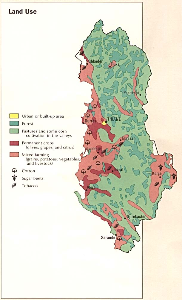 Albania Maps Perry Casta eda Map Collection UT Library Online