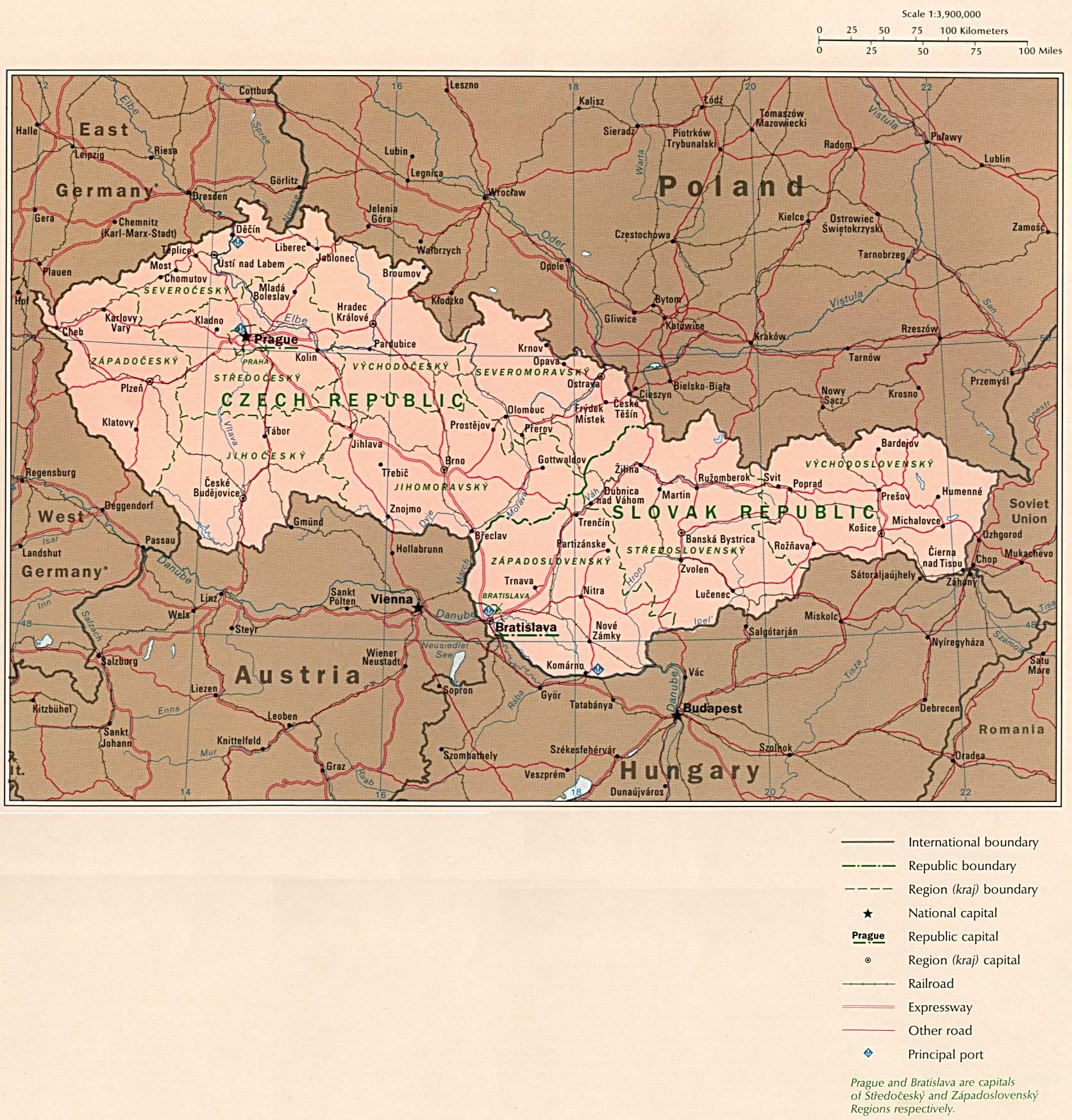Atlas of Eastern Europe PerryCasta eda Map Collection UT – Europe Atlas Map