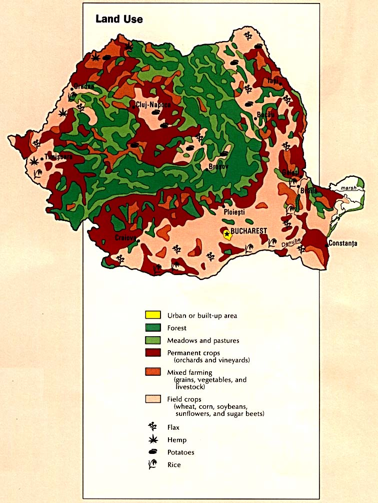 Atlas of eastern europe perry castaeda map collection ut land use 135k gumiabroncs Choice Image