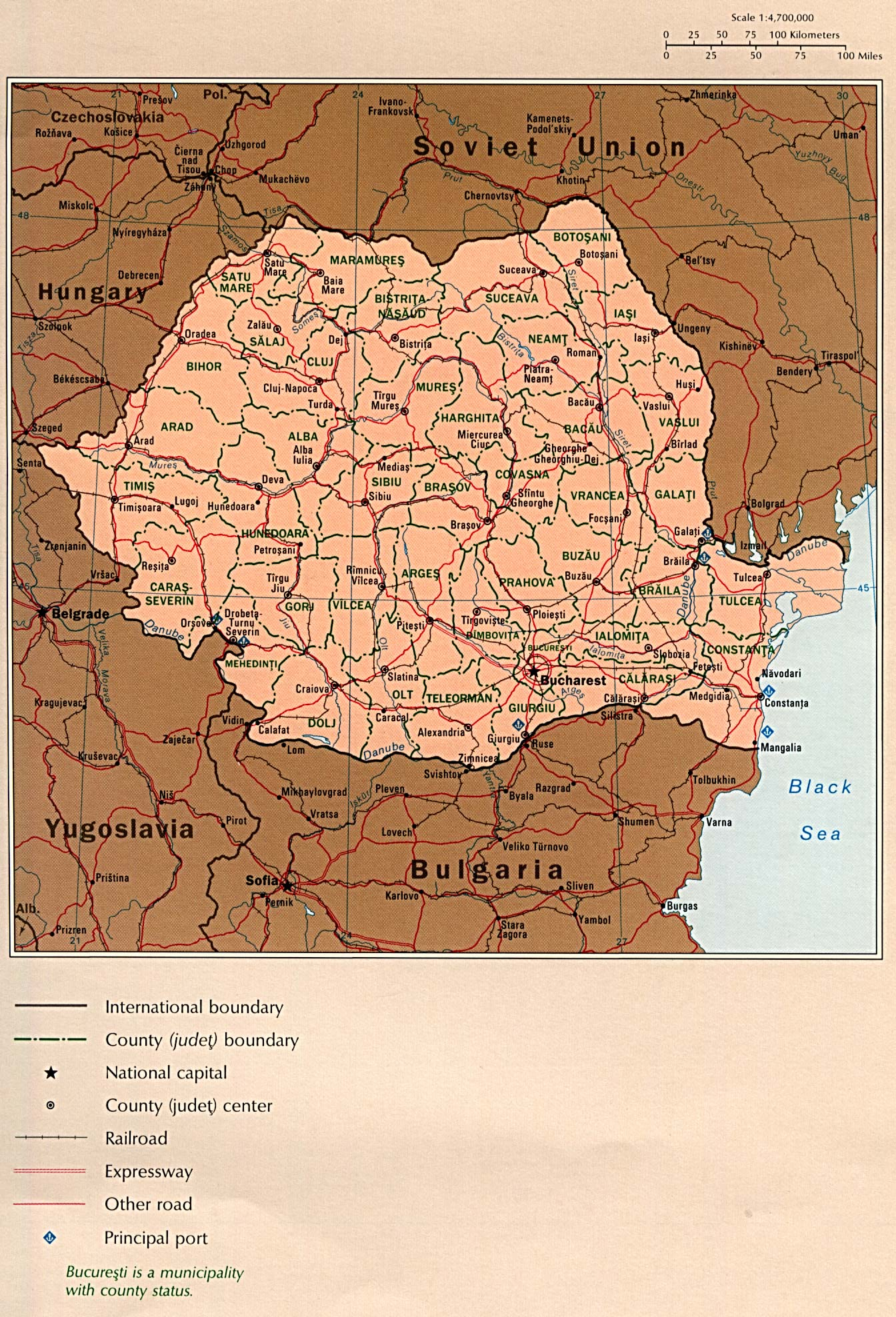 Atlas of Eastern Europe - Perry-Castañeda Map Collection - UT ...