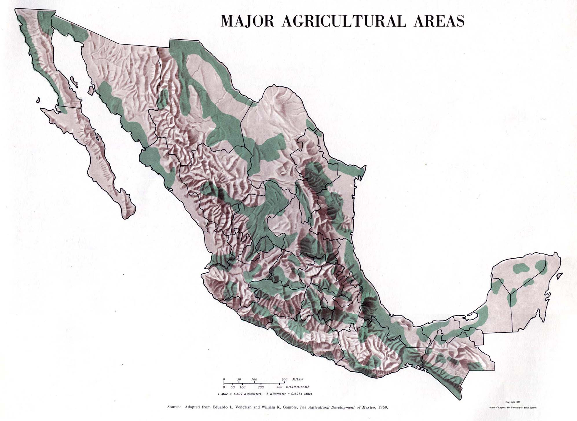 Atlas of Mexico - Perry-Castañeda Map Collection - UT Library Online