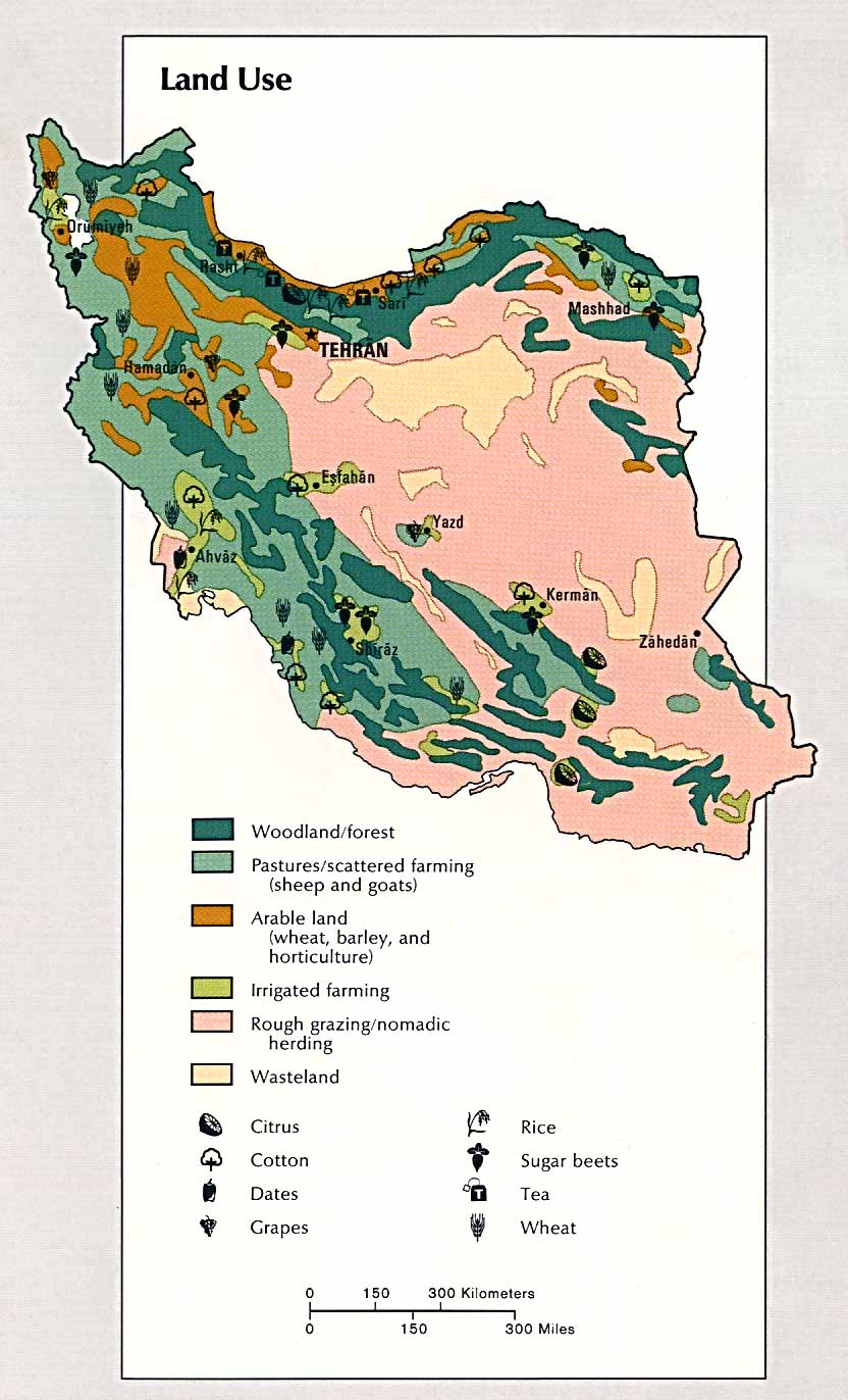 Atlas of the Middle East - Perry-Castañeda Map Collection - UT ...