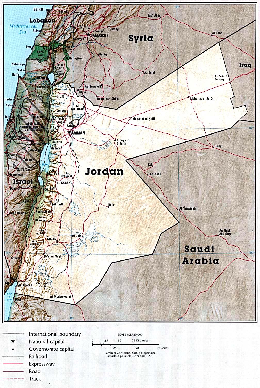 Map Of Jordan http://www.lib.utexas.edu/maps/atlas_middle_east/jordan_map.jpg