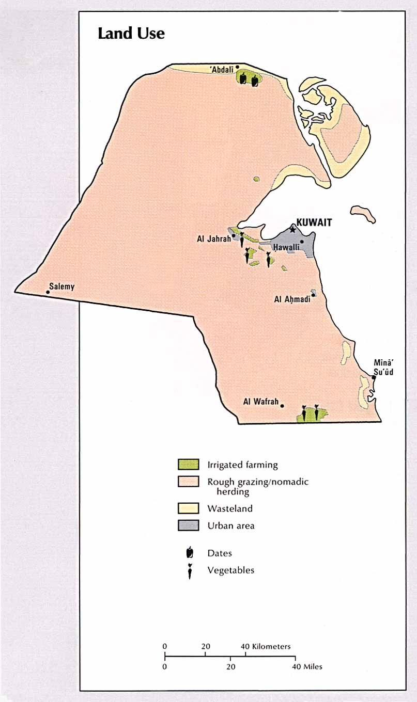 Map of Kuwait http://www.lib.utexas.edu/maps/atlas_middle_east/kuwait_land.jpg