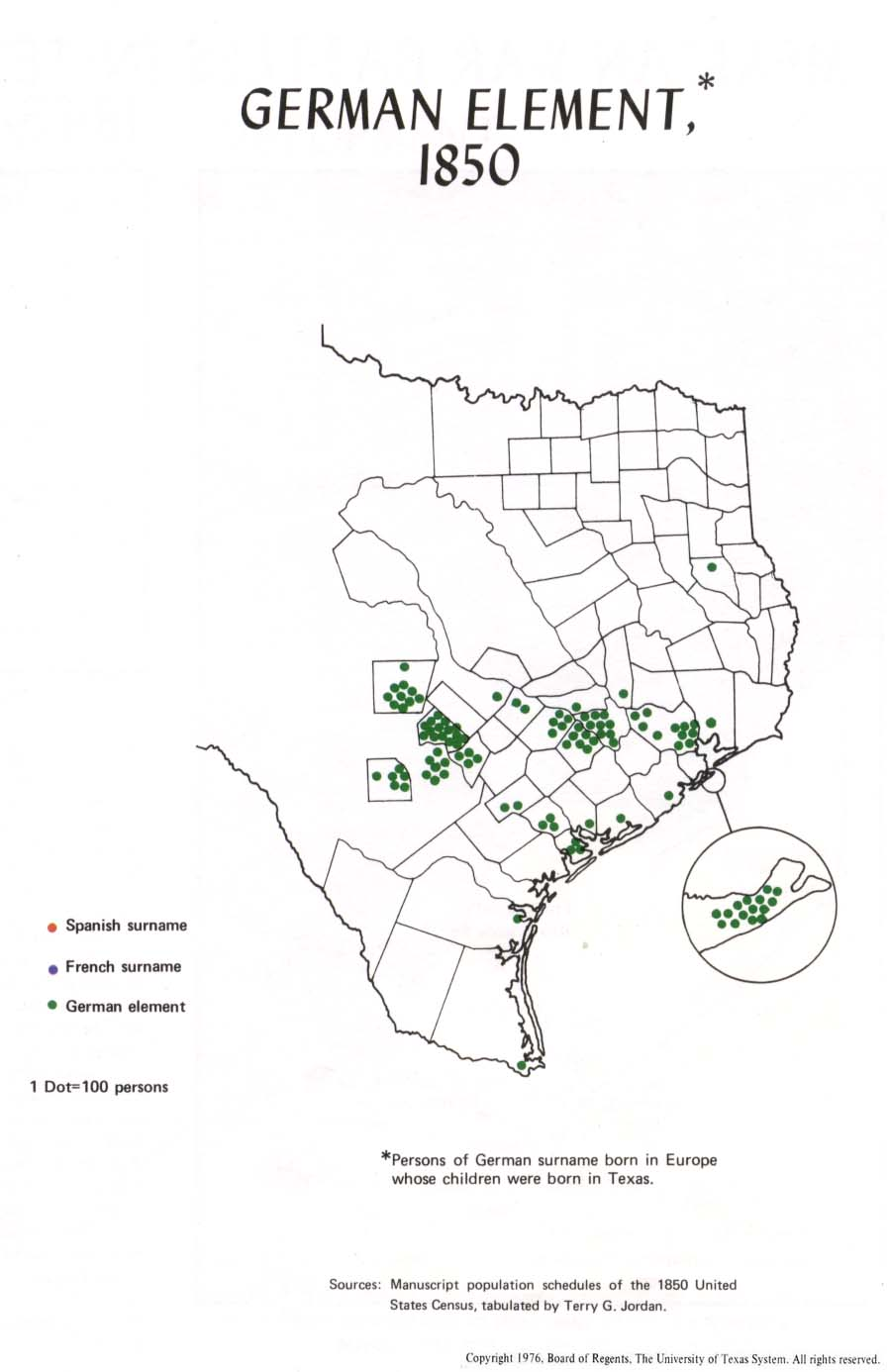 atlas of texas perry castañeda map collection ut library online