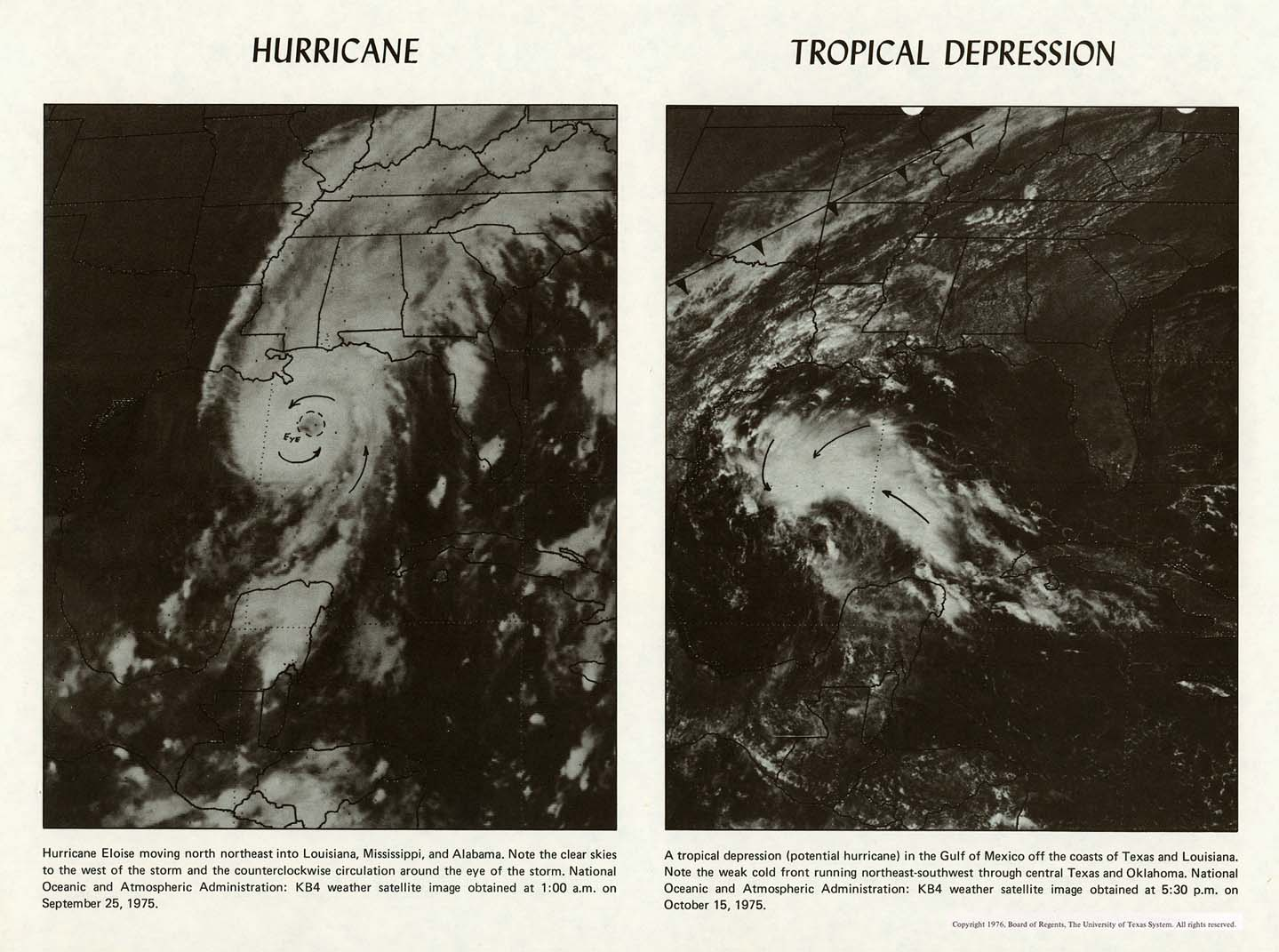 21 Hurricane Tropical Depression 2 satellite images