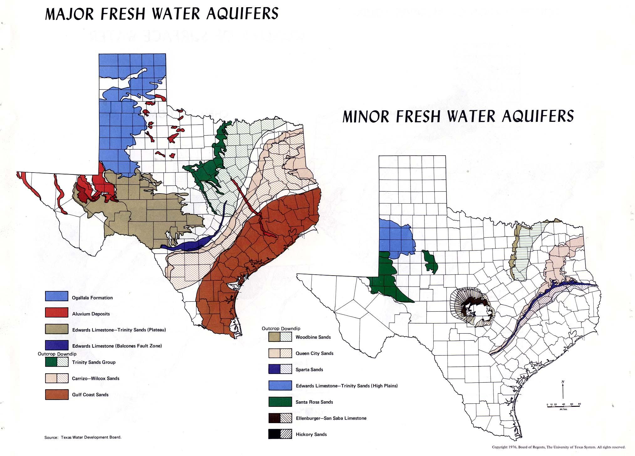 Atlas Of Texas PerryCastañeda Map Collection UT Library Online - Atlas map of texas