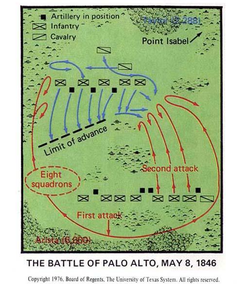 Texas Historical Maps Perry Casta 241 Eda Map Collection