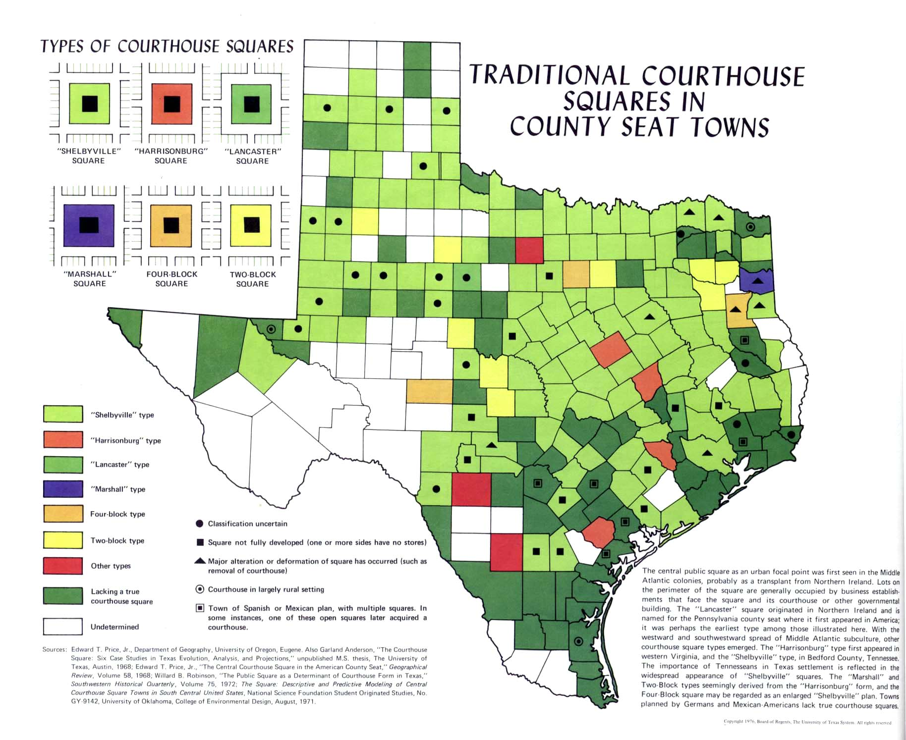 Atlas Of Texas Perry Castaneda Map Collection Ut Library Online