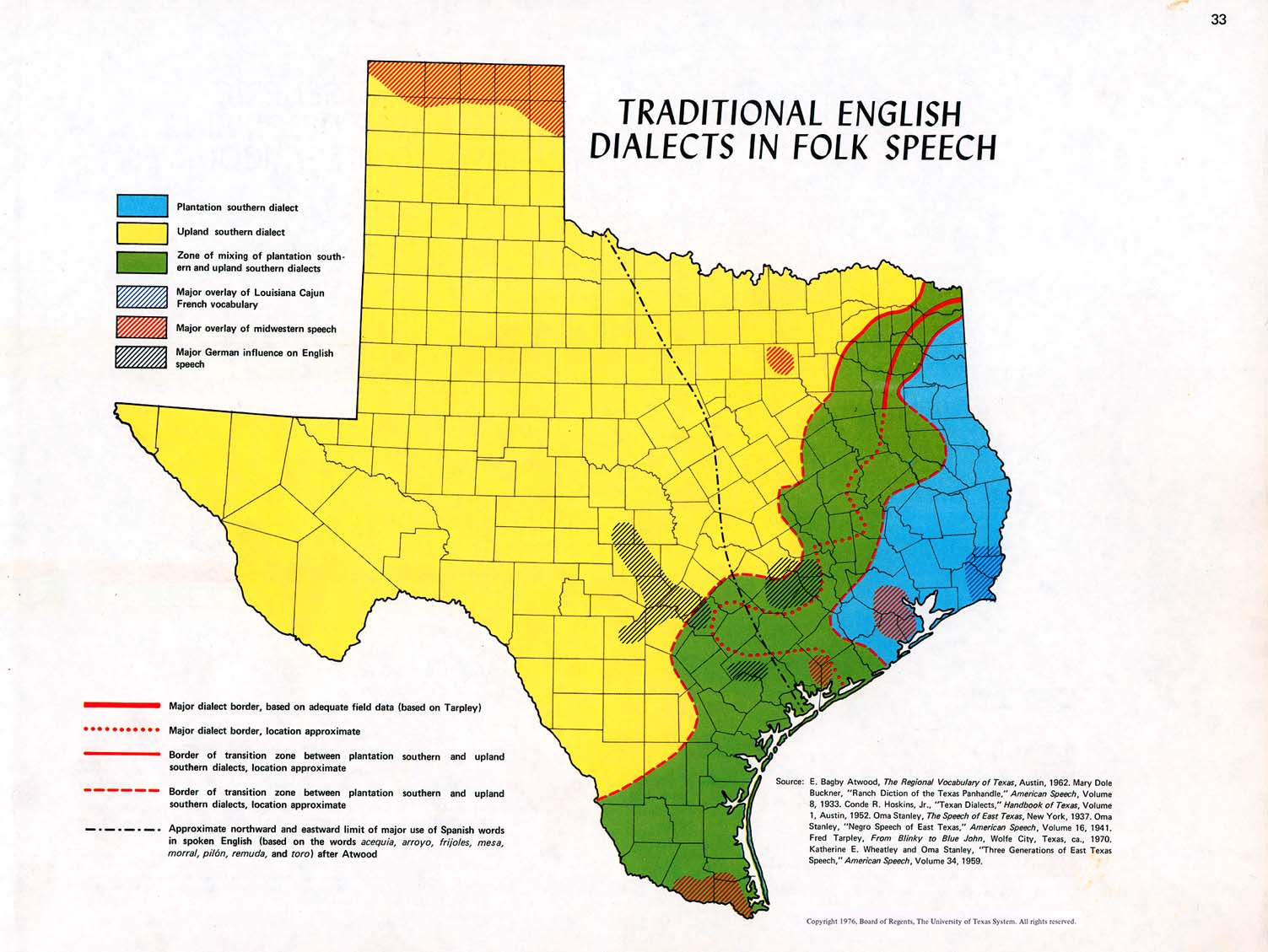 Map Us Dialects