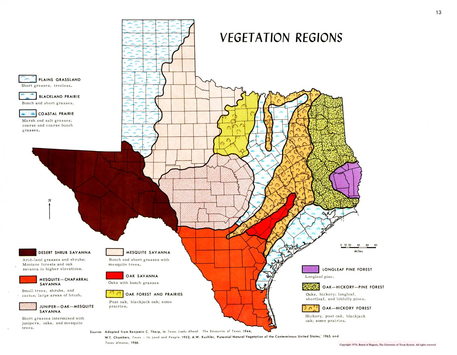 Map Of Texas 4 Regions Labeled.Lessons To Support The Giant Traveling Map Of Texas