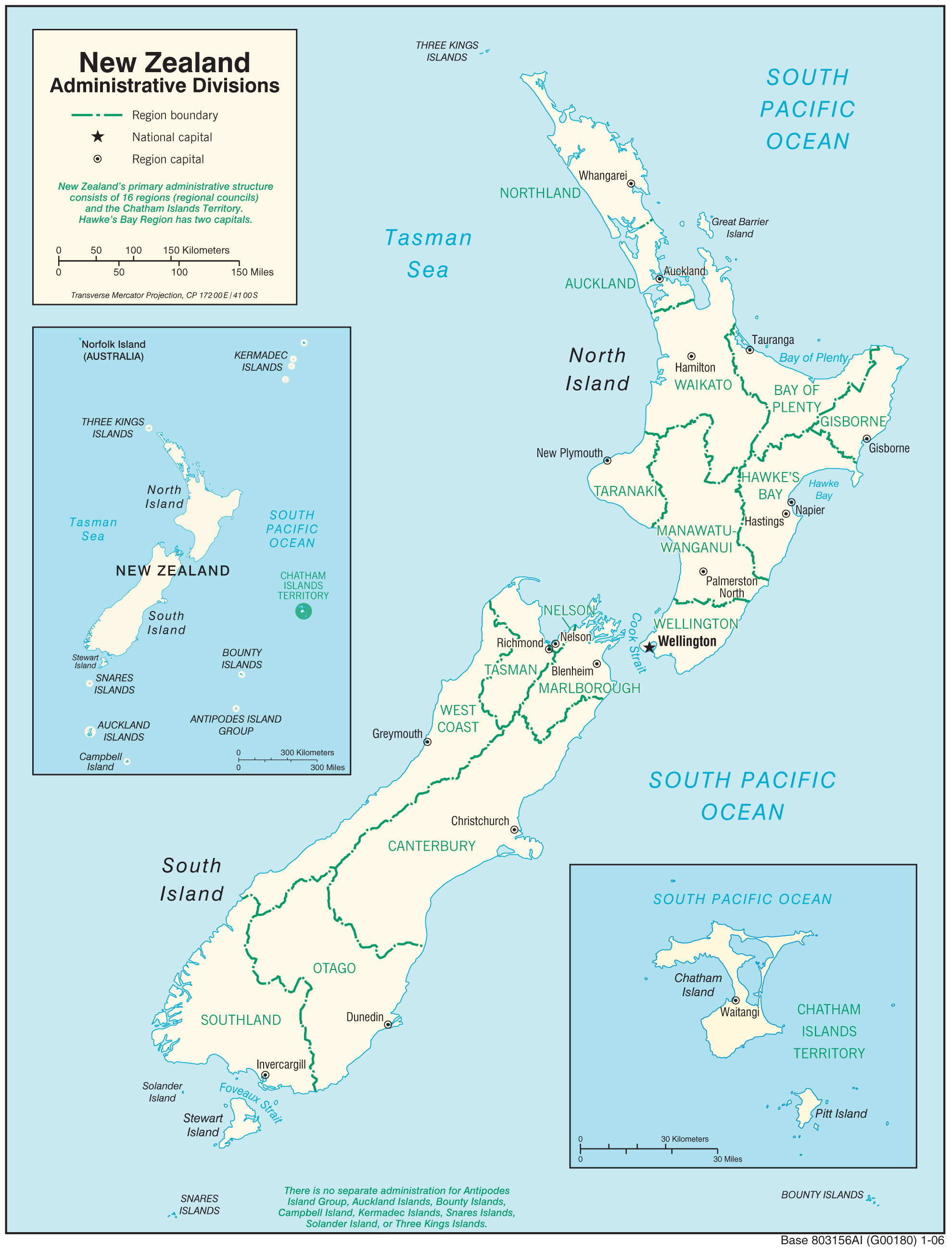 New Zealand Cities Map.New Zealand Maps Perry Castaneda Map Collection Ut Library Online