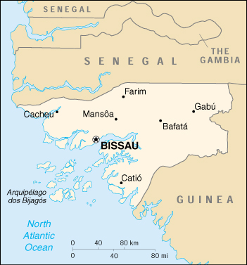 Back To Social Studies Links S Africa Maps Of Modern Maps Of - Guinea bissau clickable map